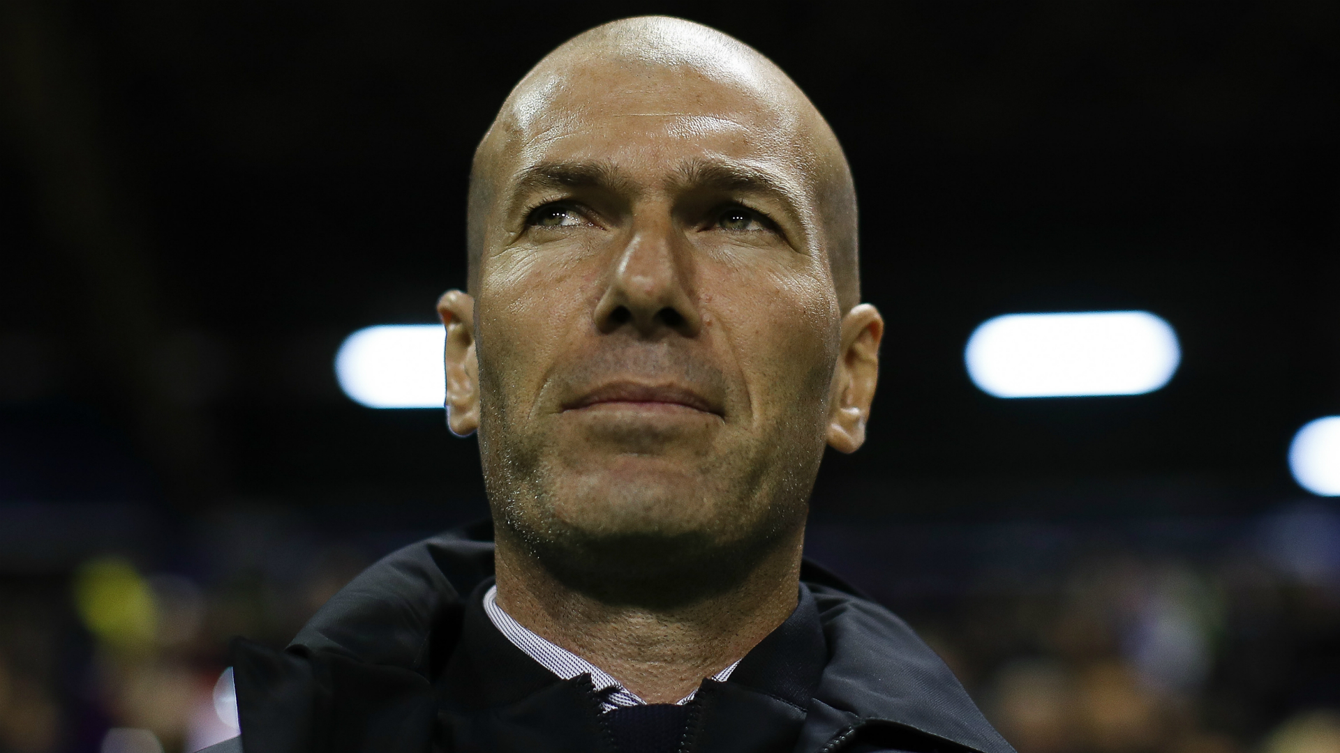 Zinedine Zidane reflected on Real Madrid's collapse at home to Manchester City on Wednesday.