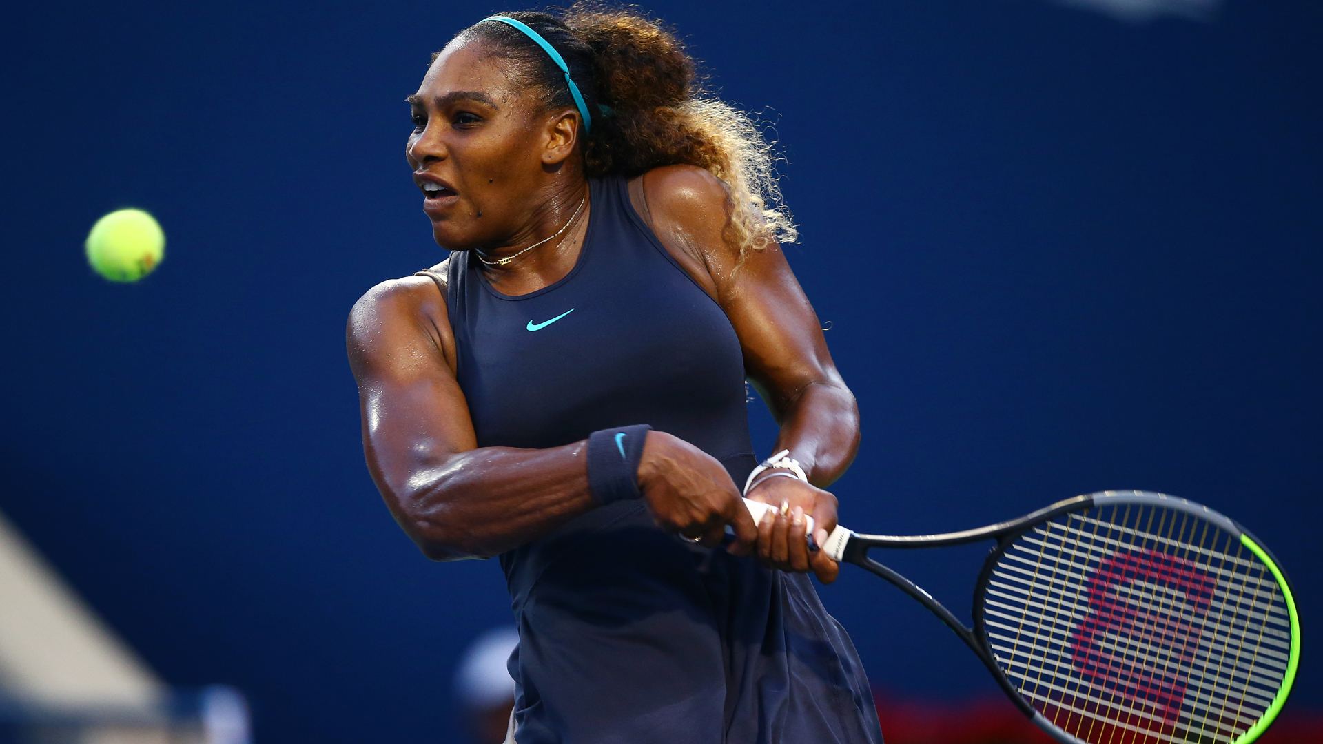 """Serena Williams' back is """"still not right"""", leading to her withdrawal from the Western & Southern Open."""