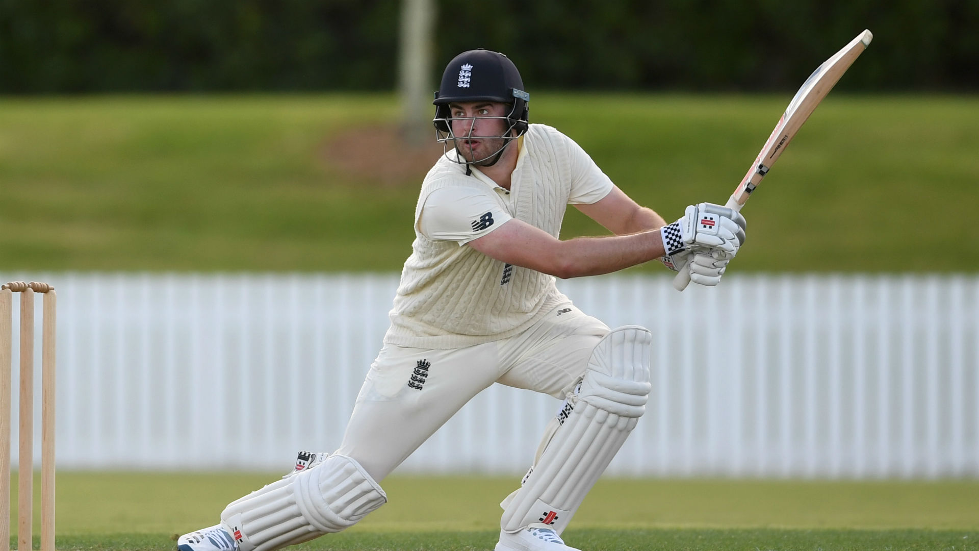 England face New Zealand in a two-match Test series and Dom Sibley will get a chance to impress on the international stage.