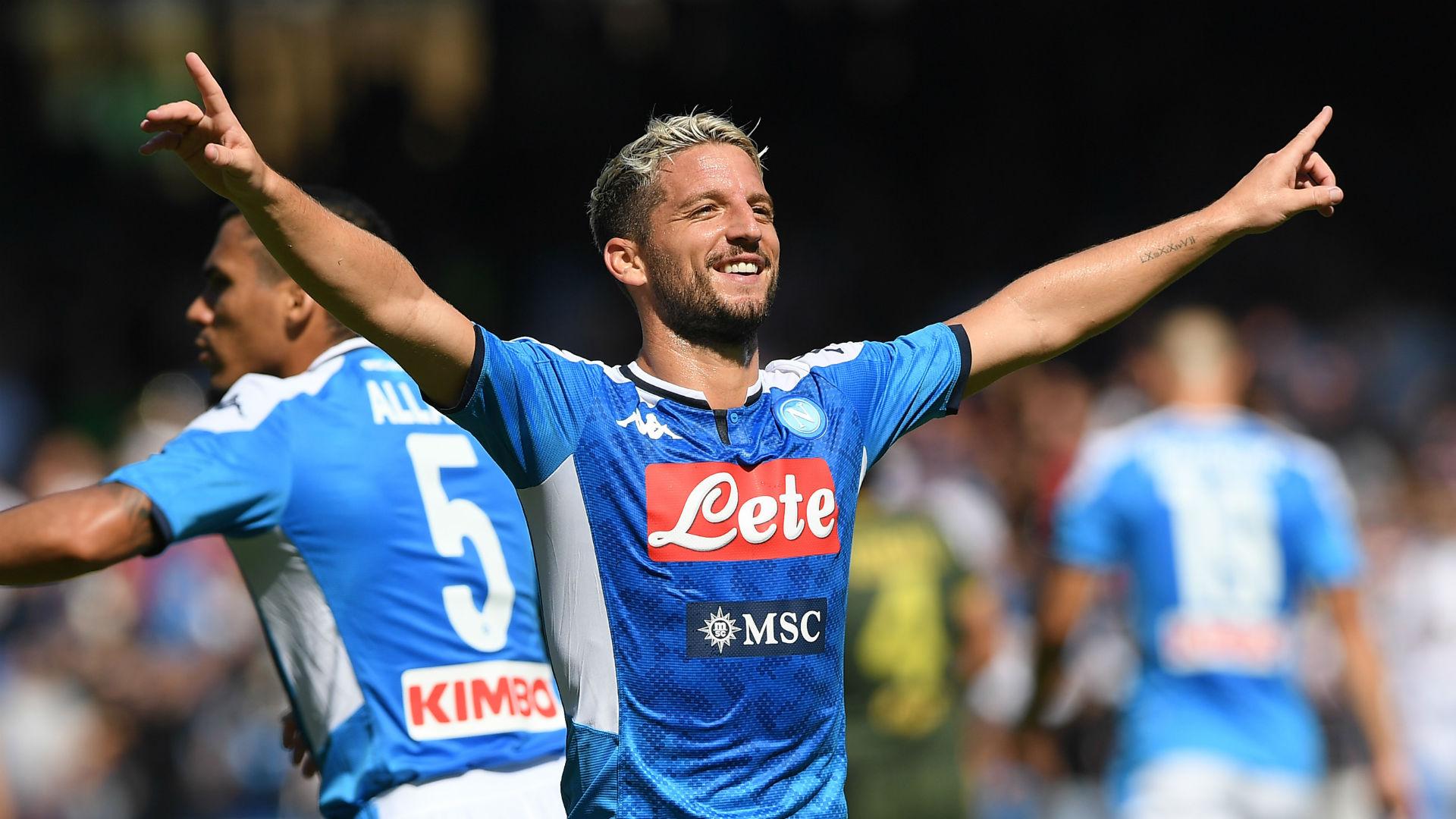 Report: Salzburg 2-3 Napoli
