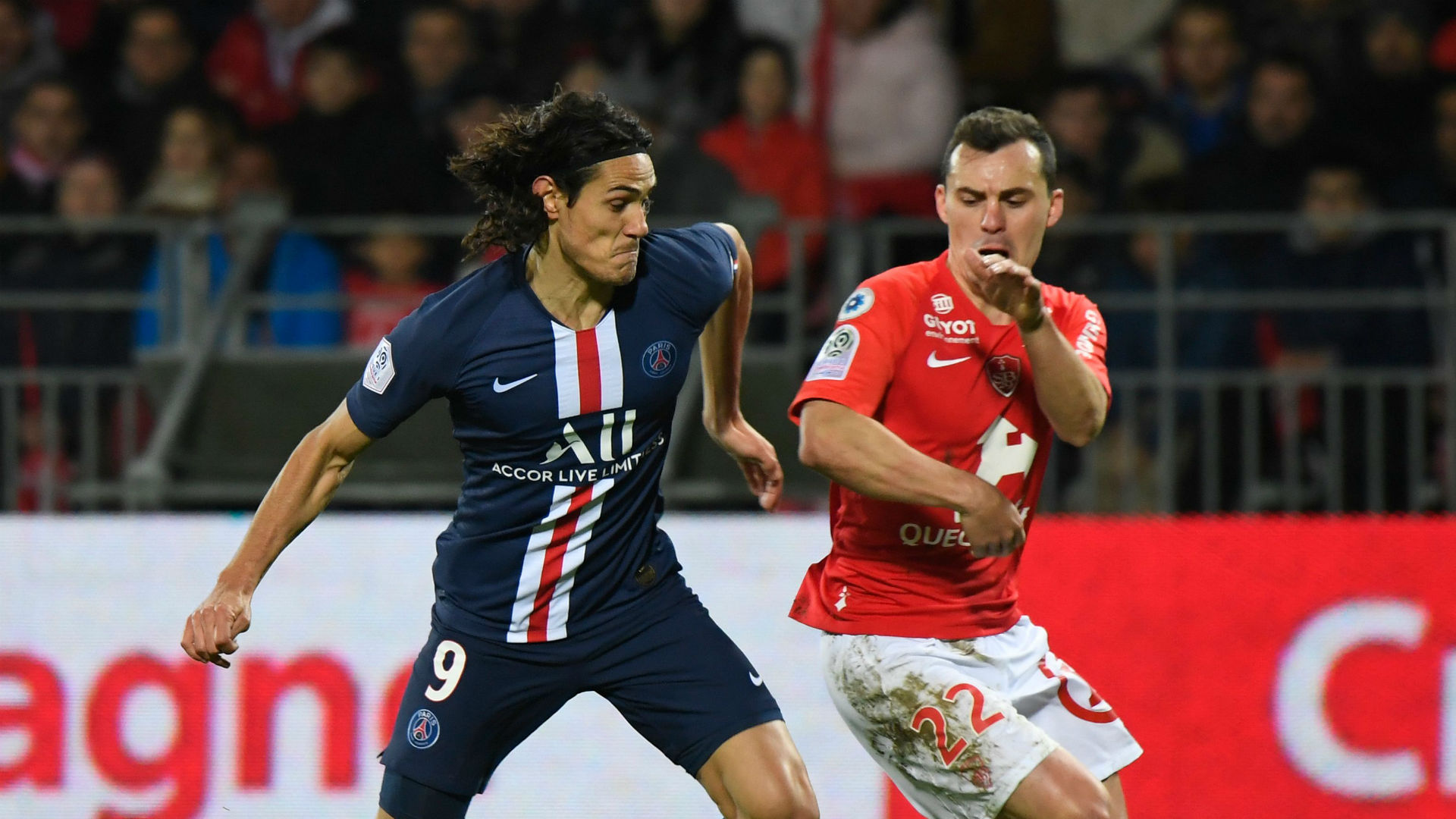 Edinson Cavani will need to get used to competing with fellow striker Mauro Icardi, according to Paris Saint-Germain boss Thomas Tuchel.