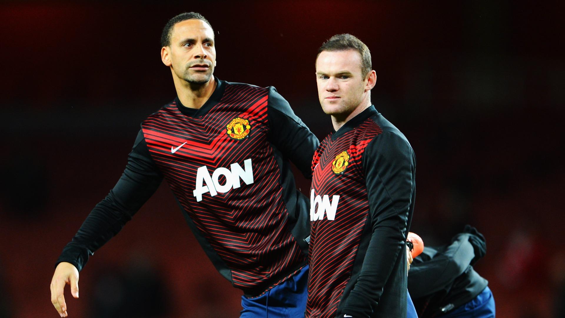 Rio: Rooney wants United job