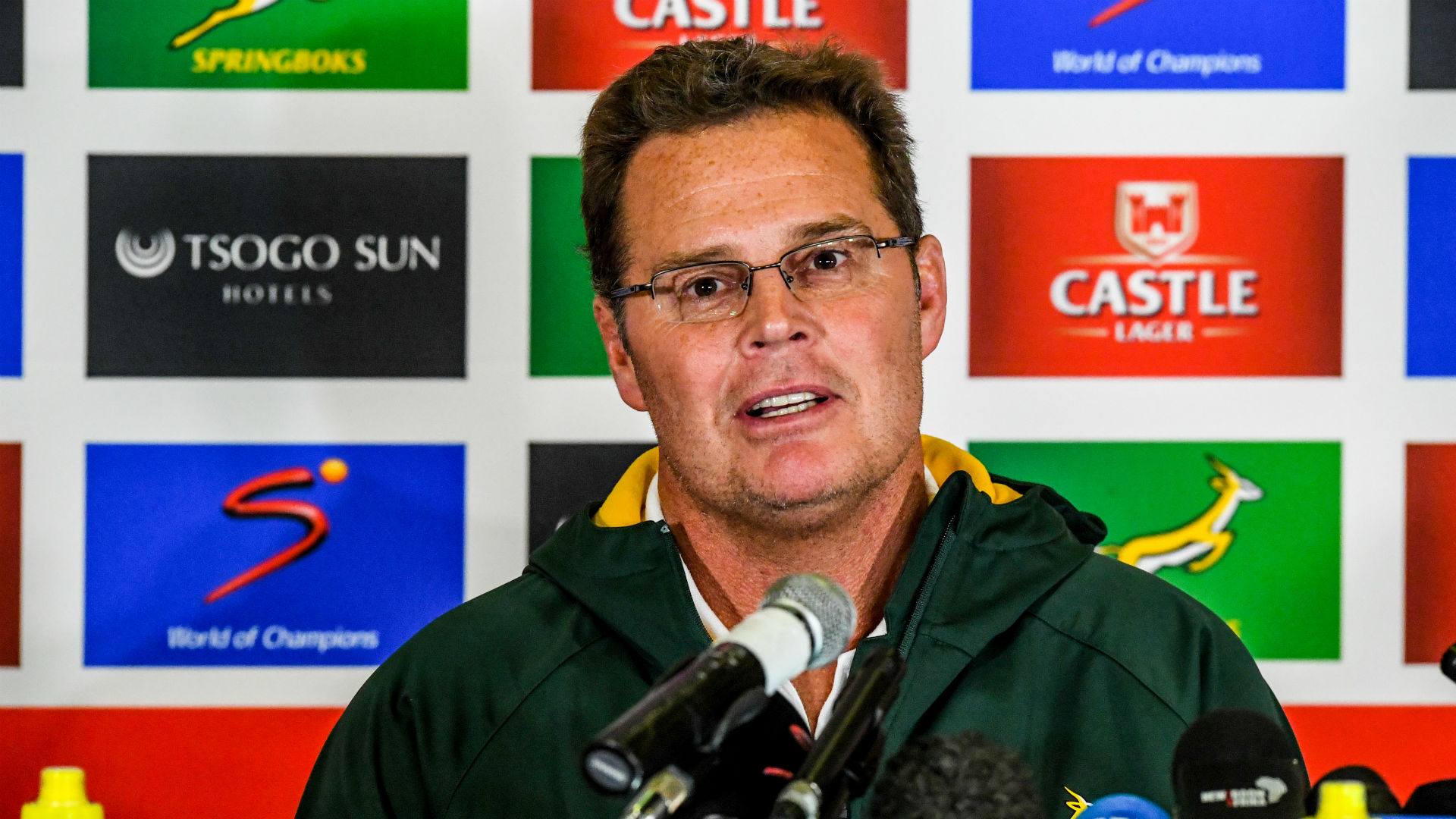 The fourteen South Africa players who flew to New Zealand on Thursday will be joined by another 22.