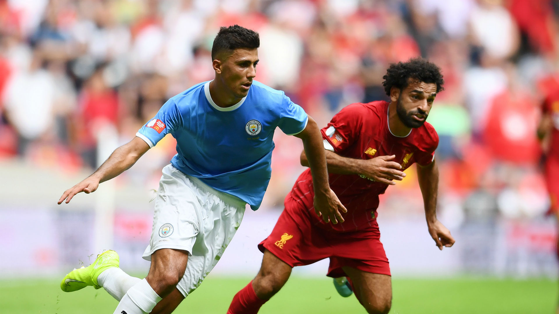 Rodri has enjoyed an impressive start to his Manchester City career, despite admitting he has plenty to learn from Pep Guardiola.