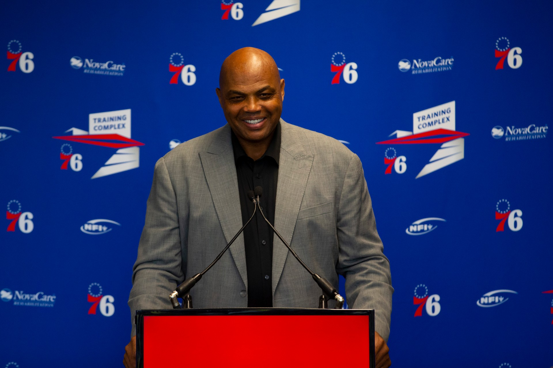 We take a look at events that happened on March 30 in previous years, including a tribute to Philadelphia 76ers legend Charles Barkley.