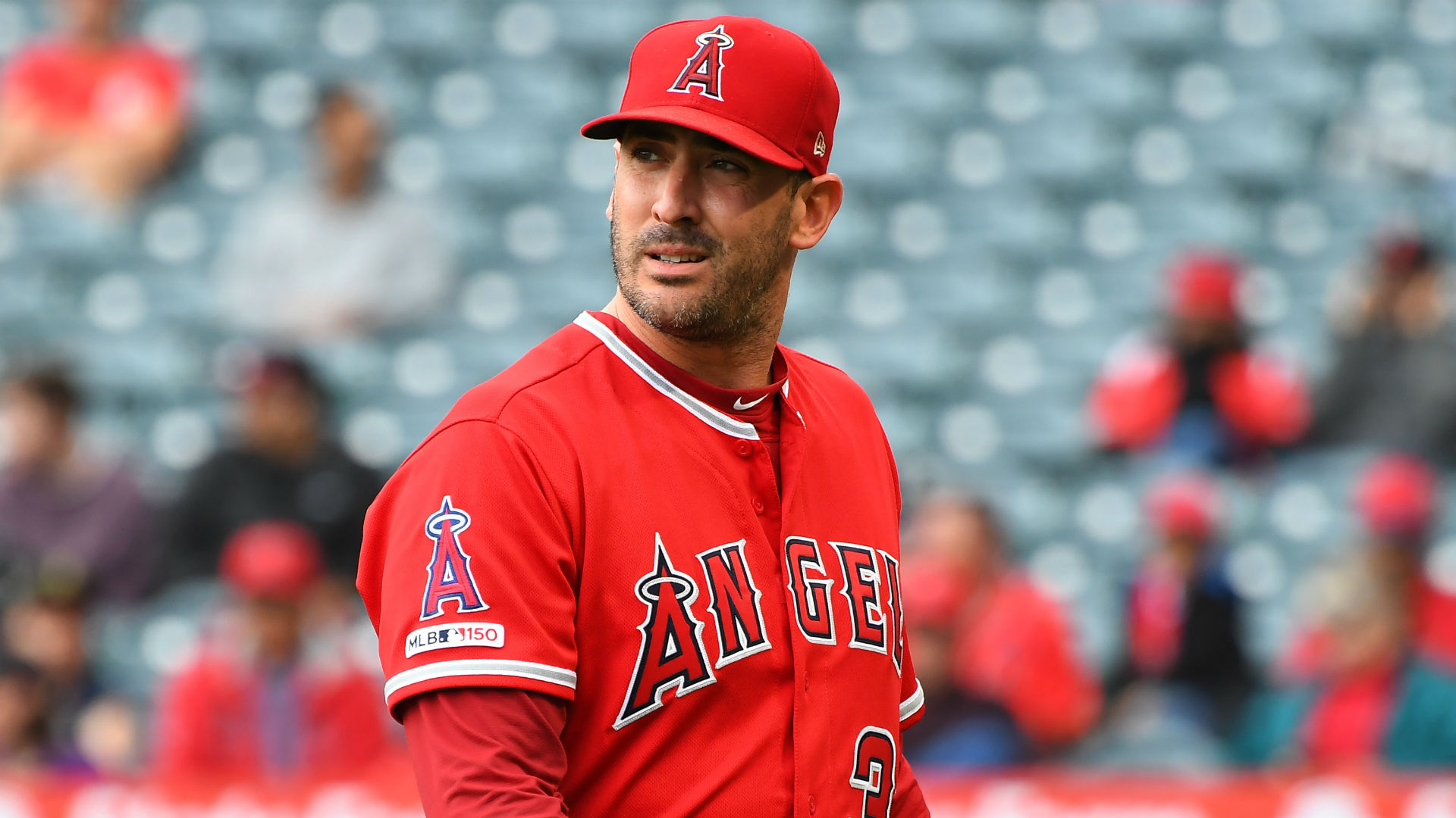 Harvey was released by the Angels after going 3-5 with a 7.09 ERA.
