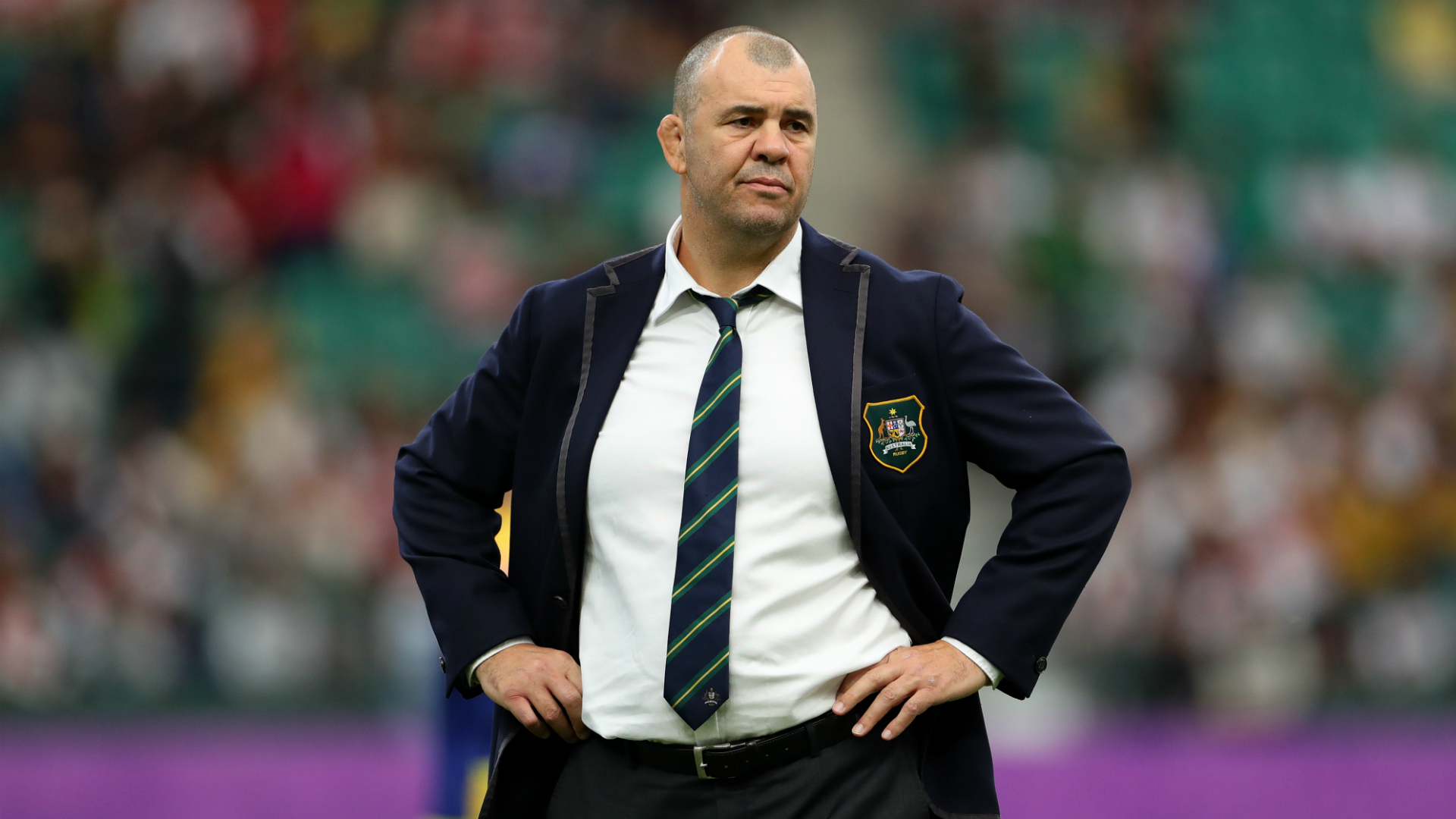 Rugby Australia must do all it can to continue promoting home coaches, says departing boss Michael Cheika.