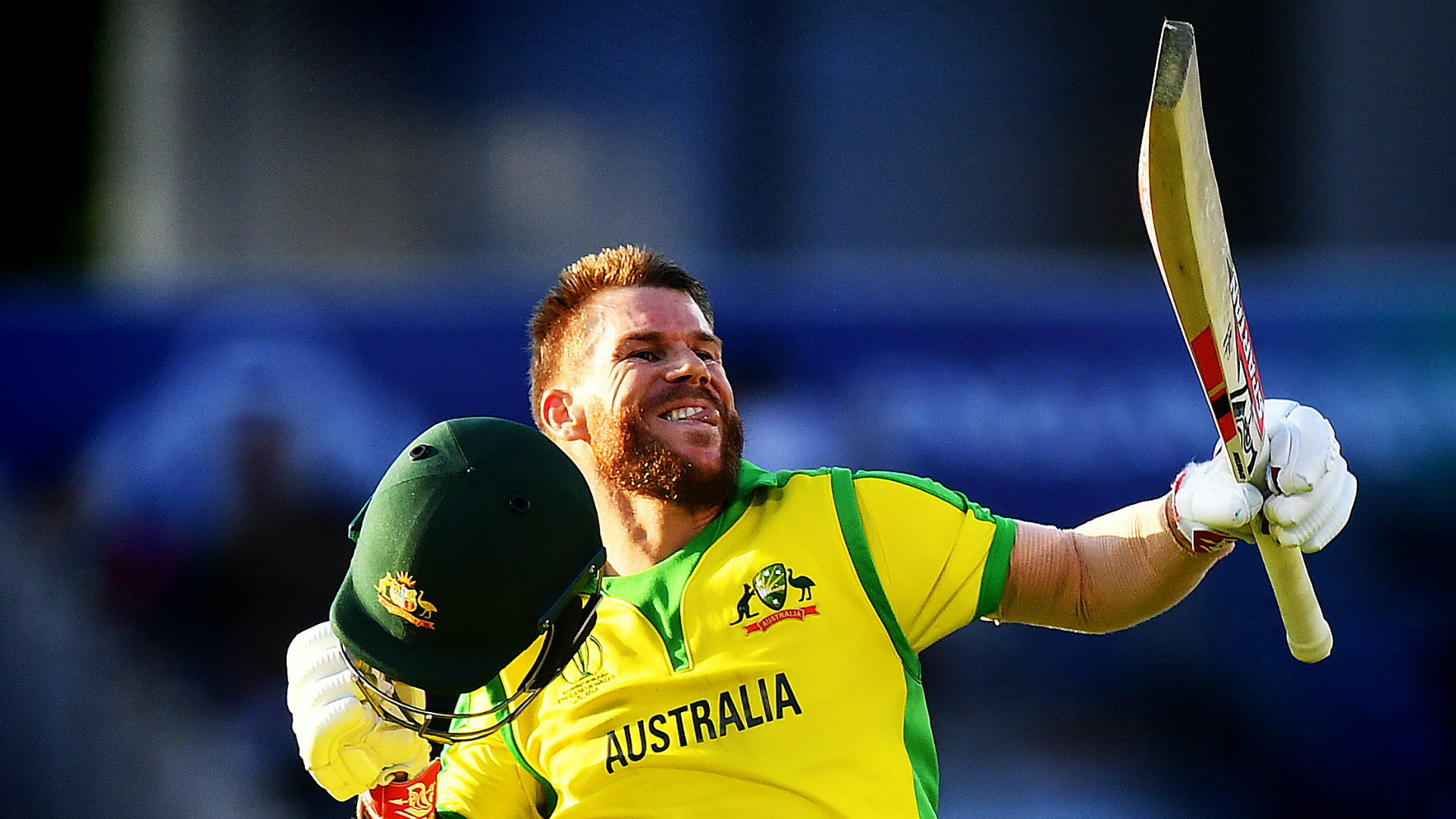 Australia star David Warner savoured his unbeaten 128-run performance in Tuesday's 10-wicket demolition of India.
