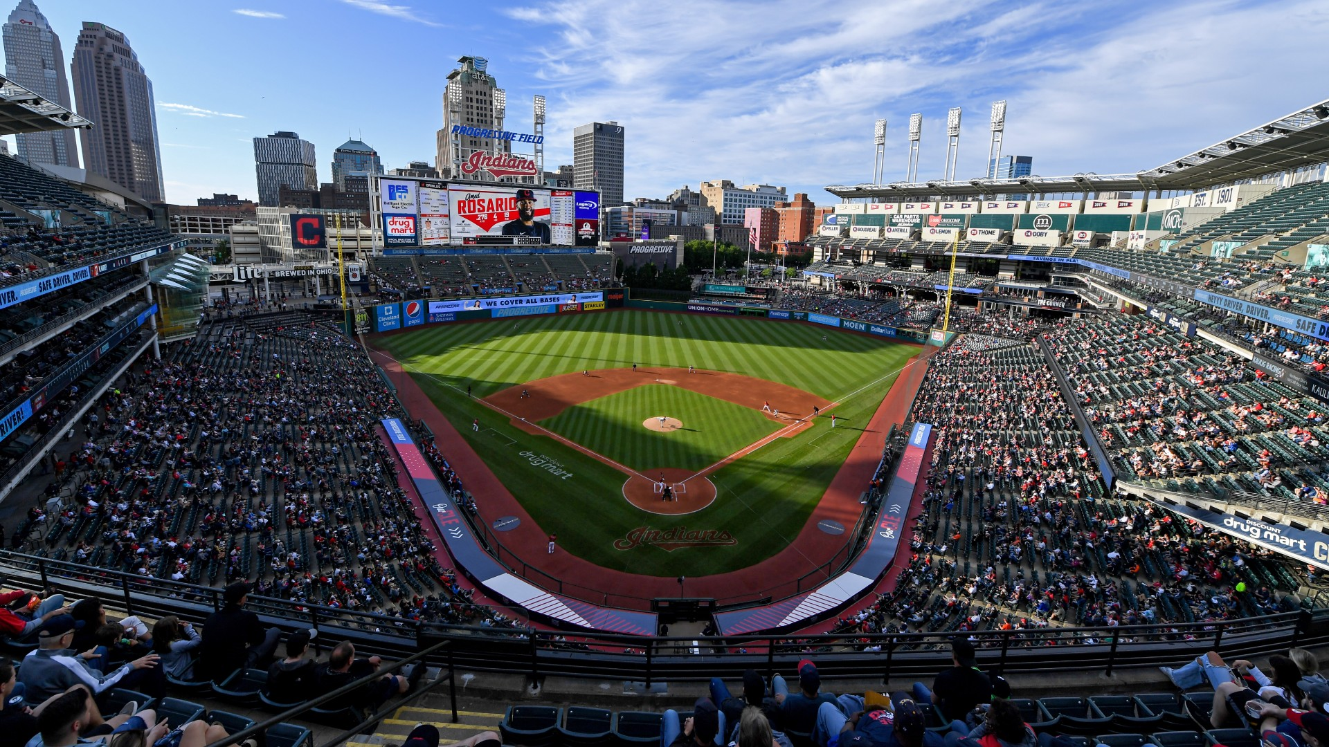 Known as the Indians since 1915, Cleveland confirmed via a video narrated by Tom Hanks that they will become the Guardians.