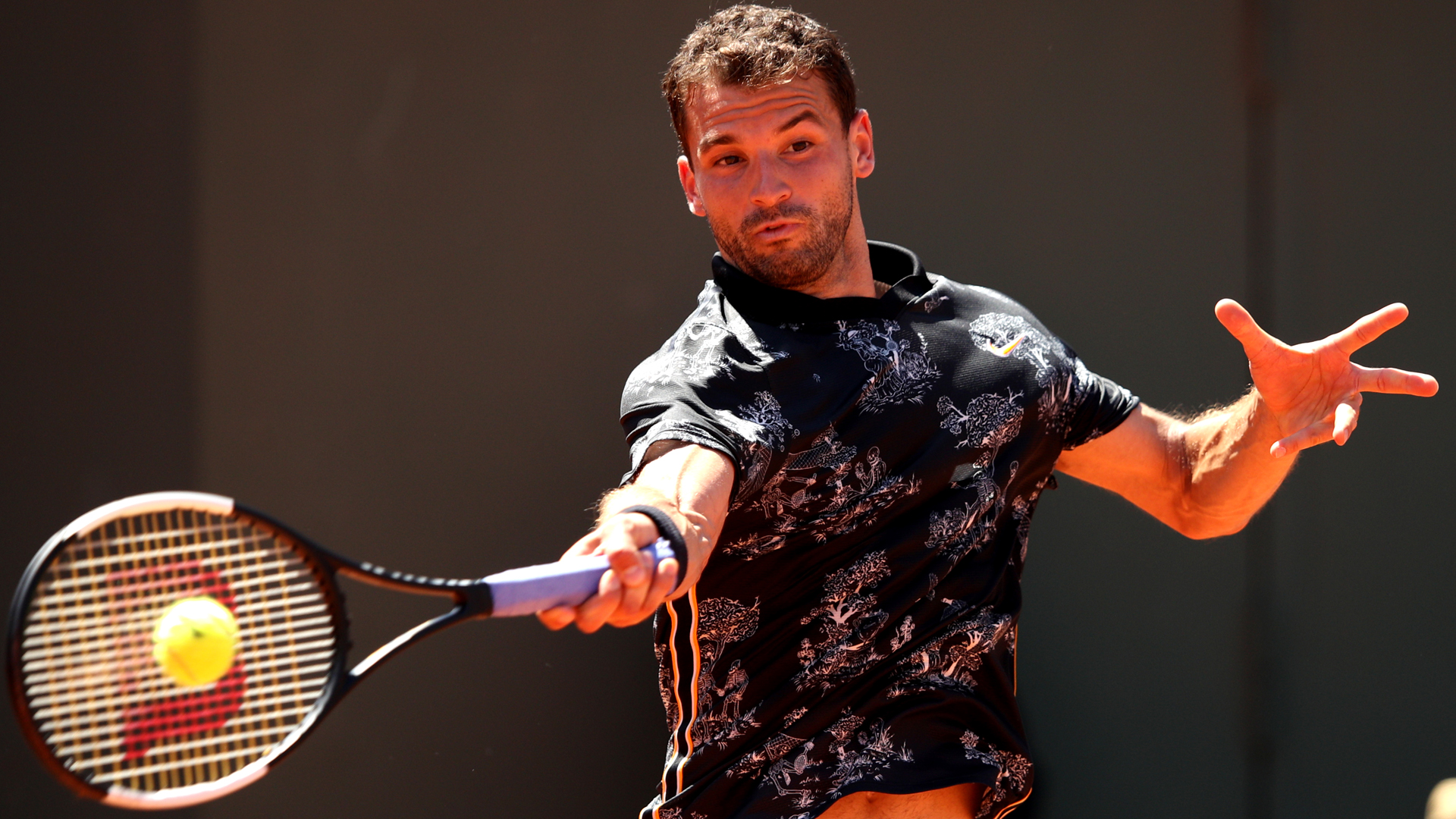 Already out of the top 50 in the rankings, Grigor Dimitrov's struggles continued with a surprise loss at the Atlanta Open.