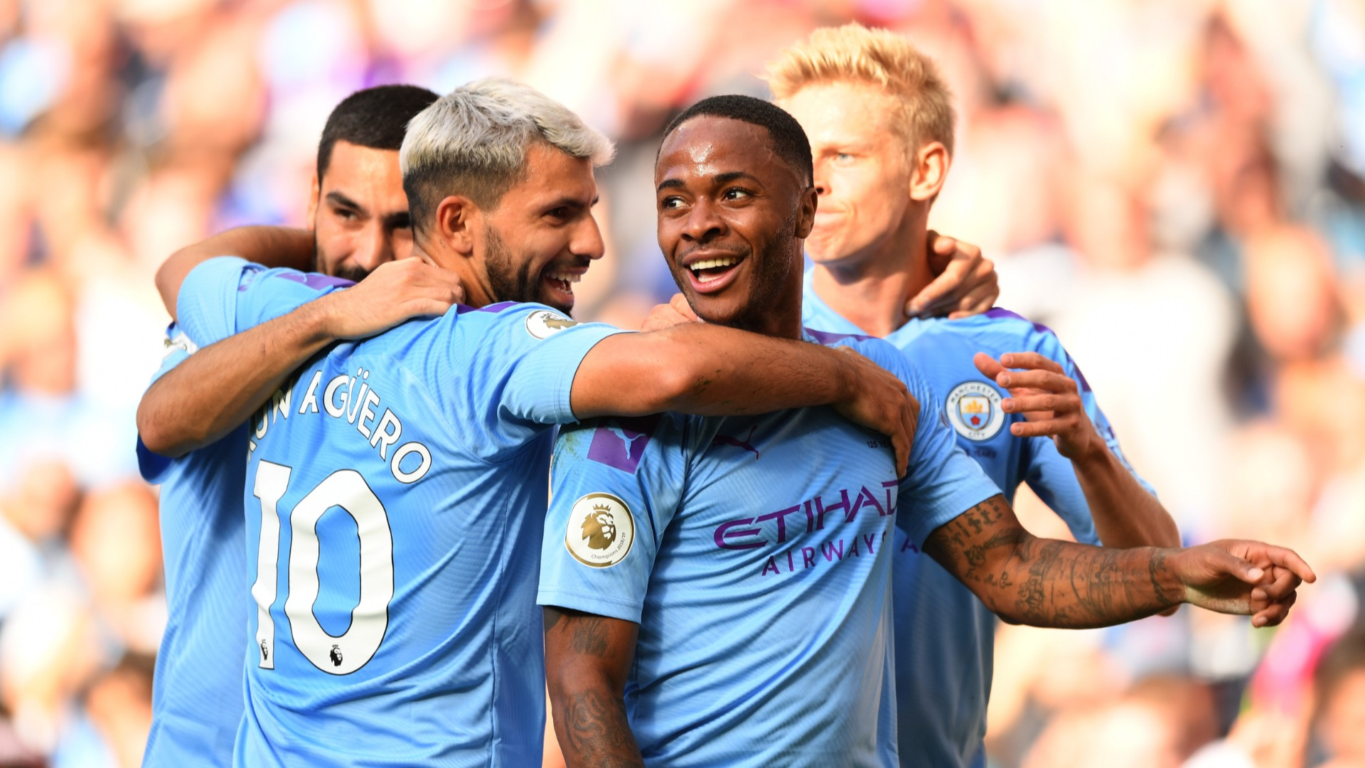 Liverpool may have won their first four games of the Premier League season, but Jamie Carragher labelled Manchester City title favourites.