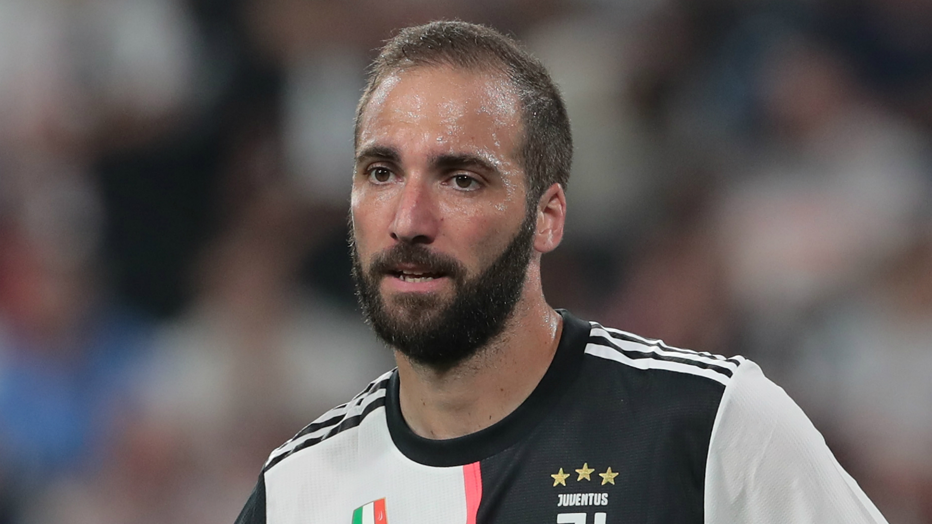 Having been cast aside by both AC Milan and Chelsea last term, striker Gonzalo Higuain is determined to prove himself at Juventus.