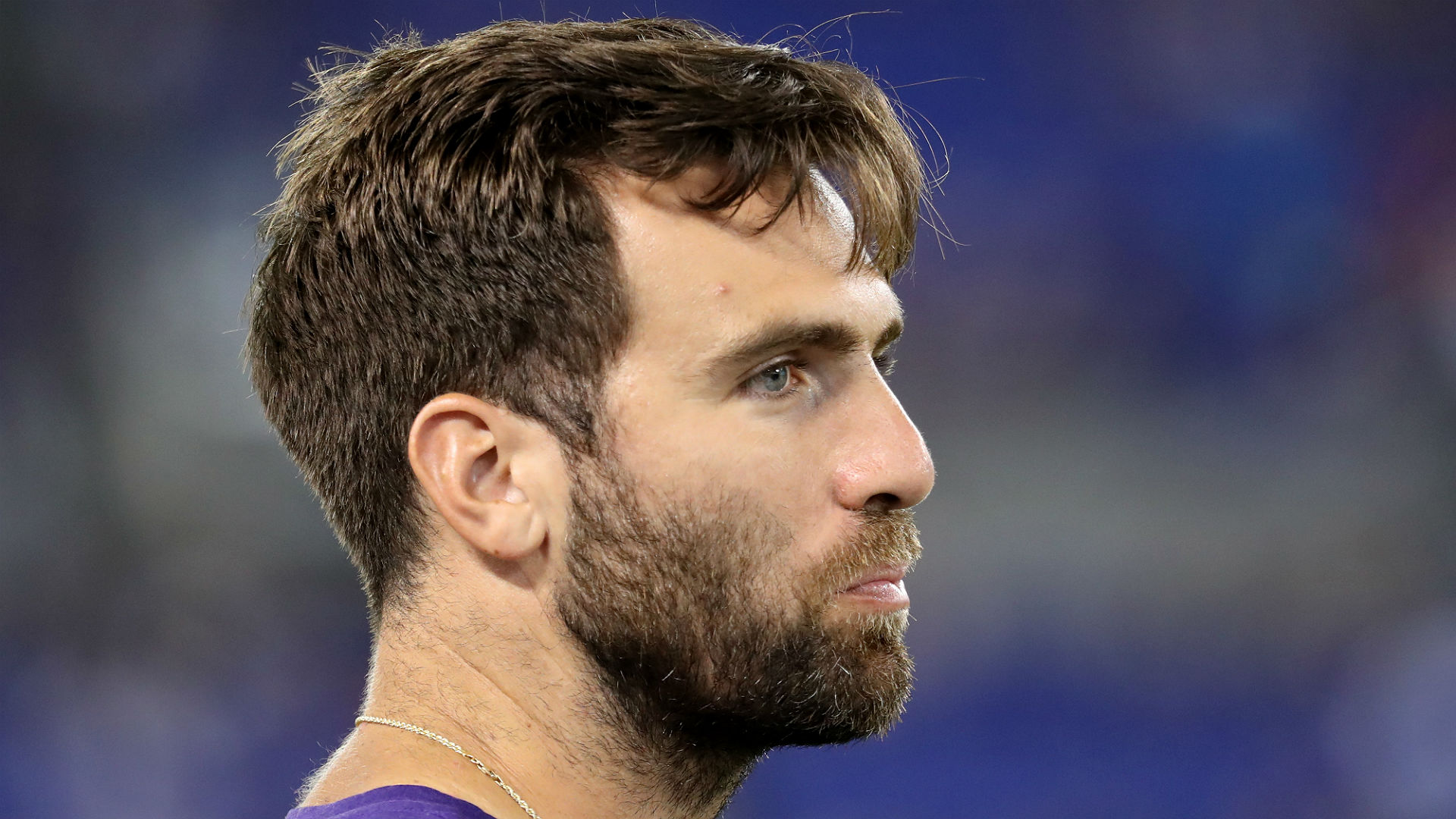After joining the Denver Broncos from the Baltimore Ravens, Joe Flacco is ready to take his chance.
