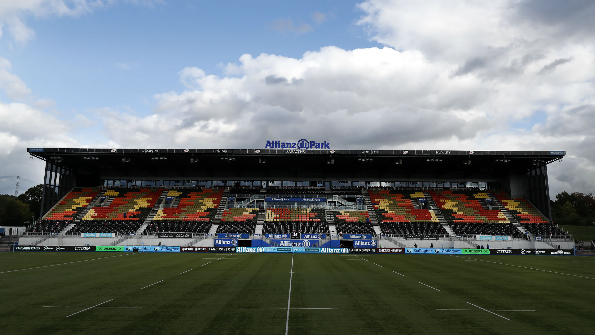 Saracens knew they would be relegated at the end of the season, and a 70-point penalty ensures they will finish bottom of the Premiership.