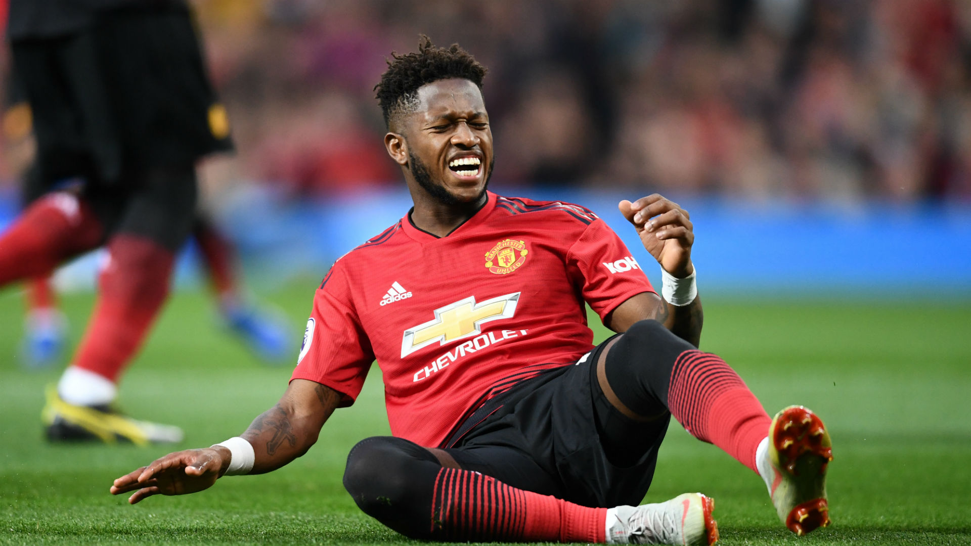 Jose Mourinho says Fred will get more opportunities at Manchester United once they have improved their defensive stability.