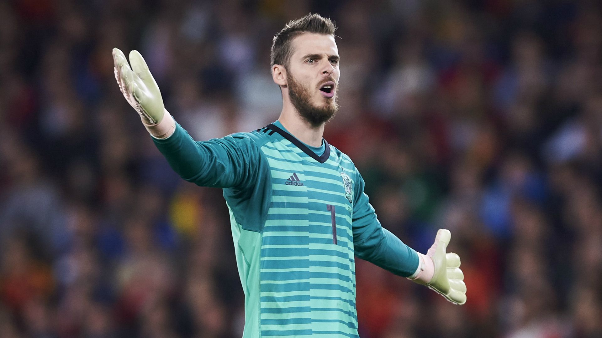 Spain goalkeeper David de Gea should not be singled out for criticism, according to Luis Enrique.