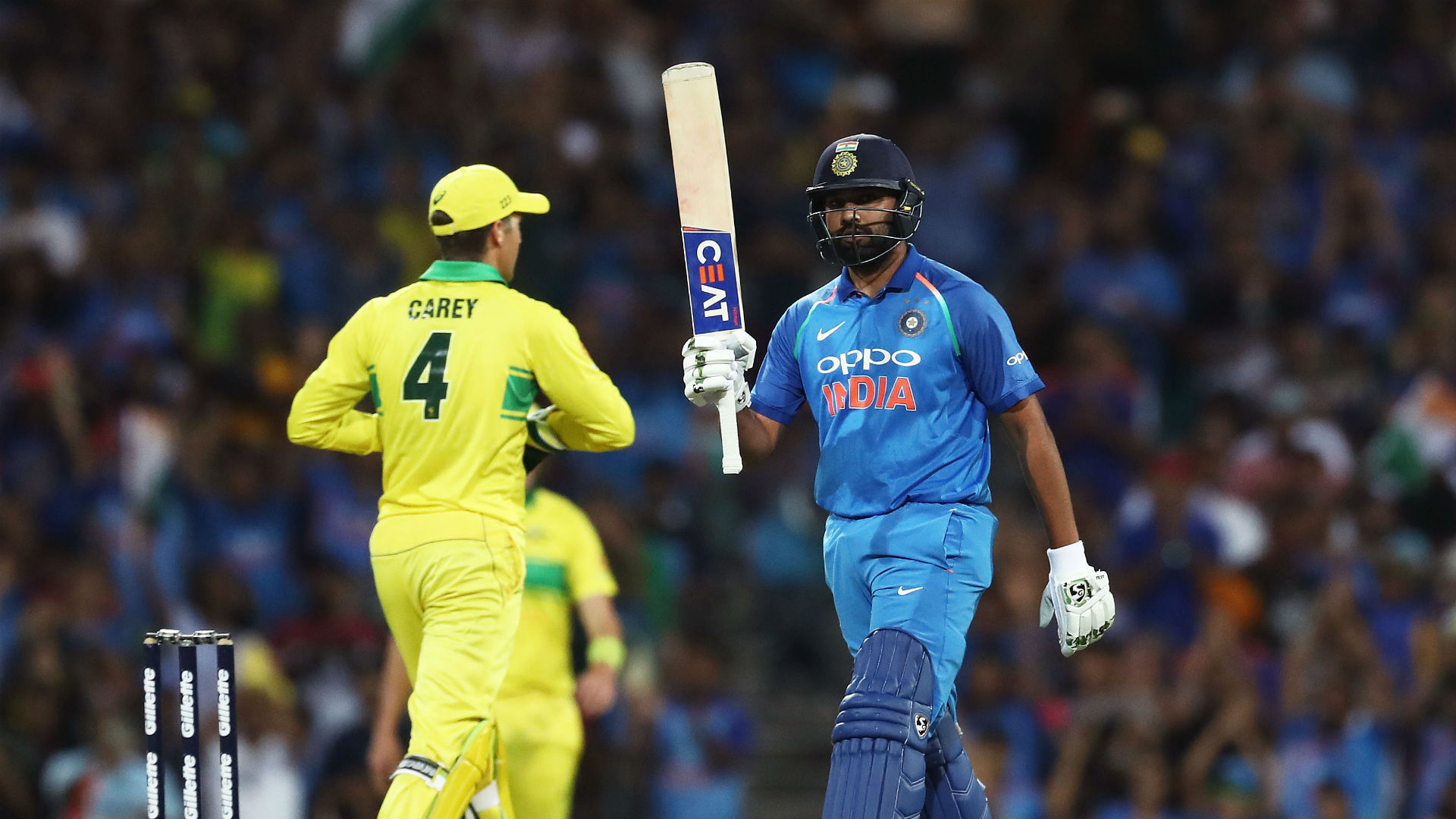 Australia became the first team in international cricket to win 1,000 matches across all formats with a 34-run triumph over India.