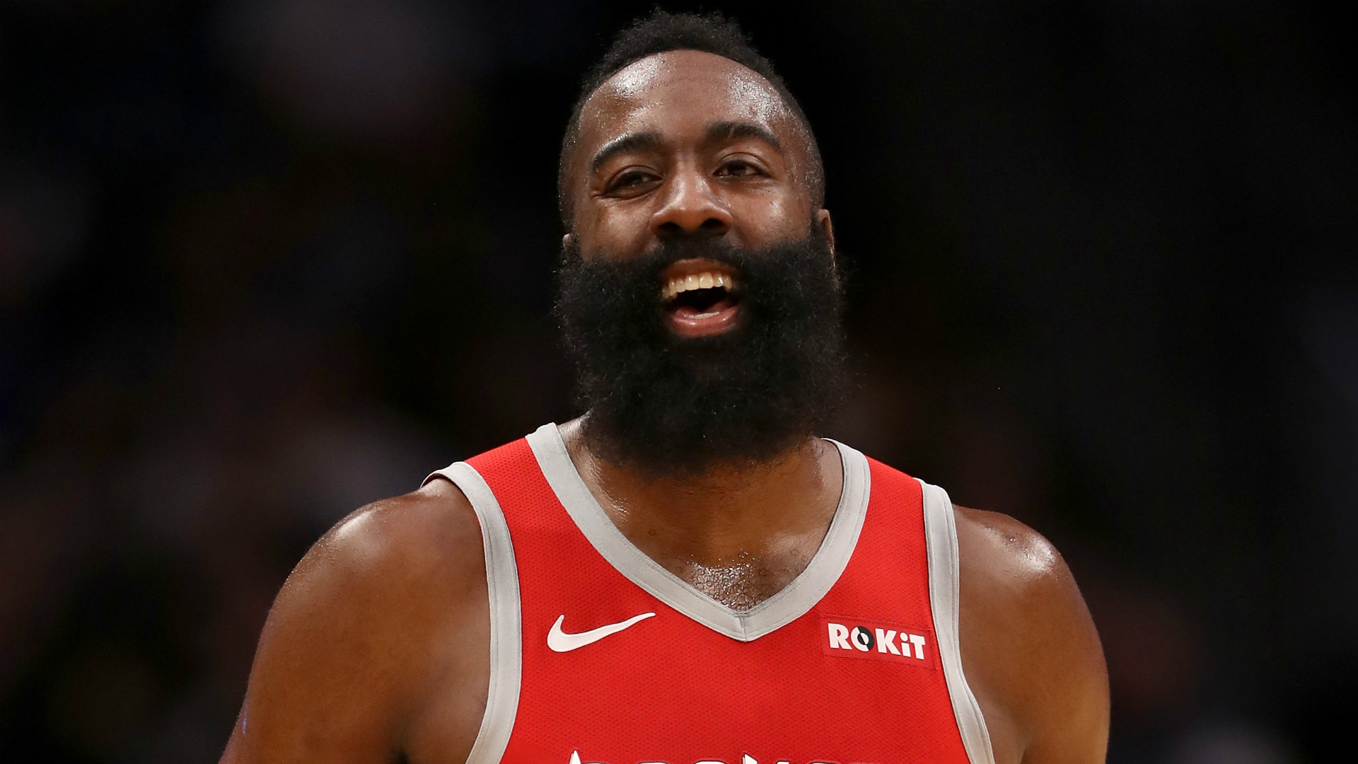 After the Rockets showed no mercy to the Cavs, James Harden was left to reflect on yet another NBA record as his stunning form continued.