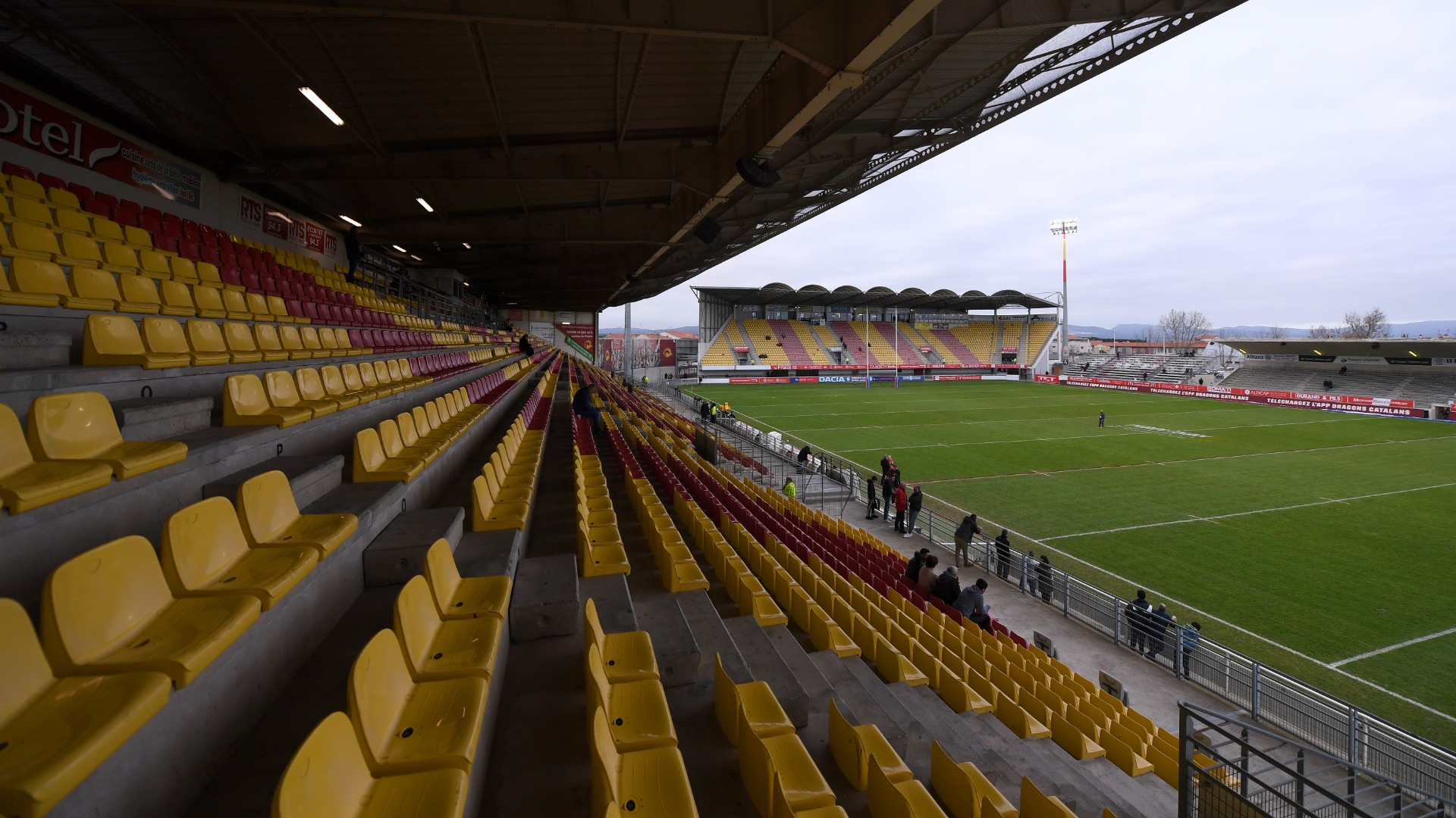 The RFL is investigating claims rainbow flags were removed at a Catalans Dragons game, but the club has clarified its stance.