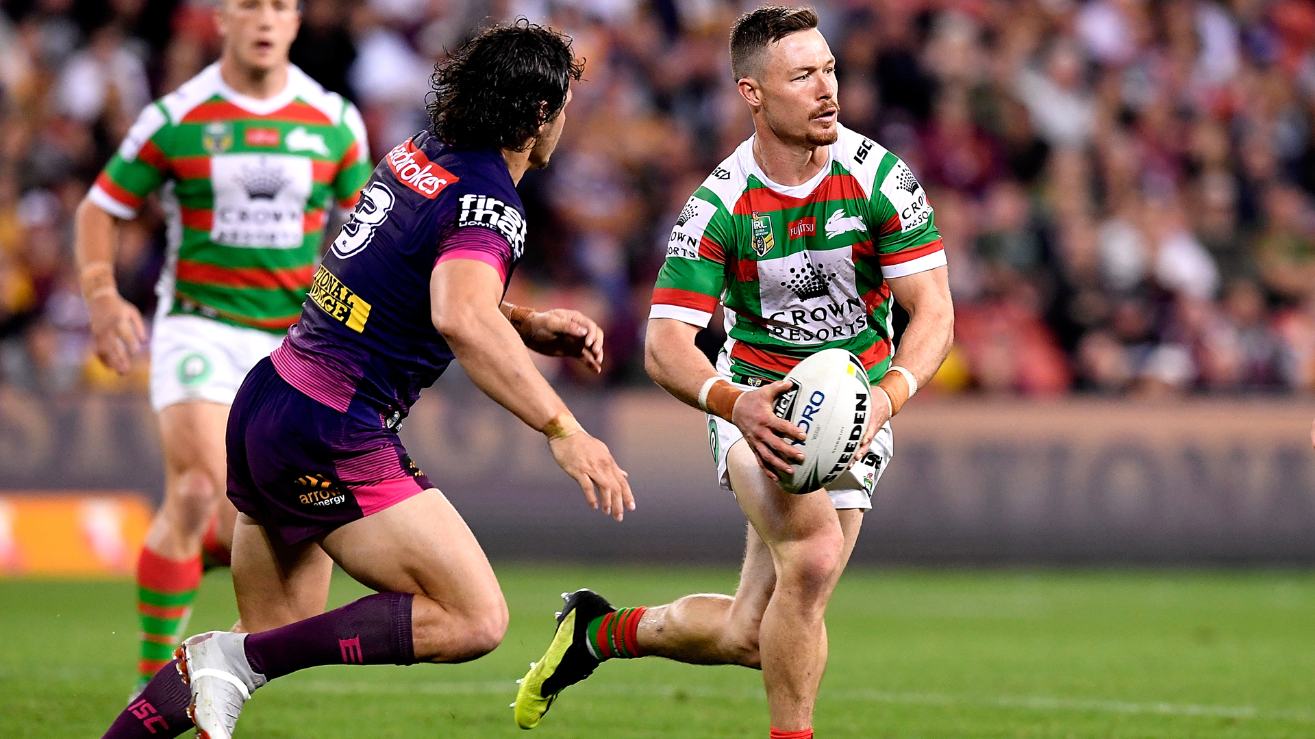 Days after Wayne Bennett's arrival was confirmed, Damien Cook has signed a long-term contract extension with the South Sydney Rabbitohs.