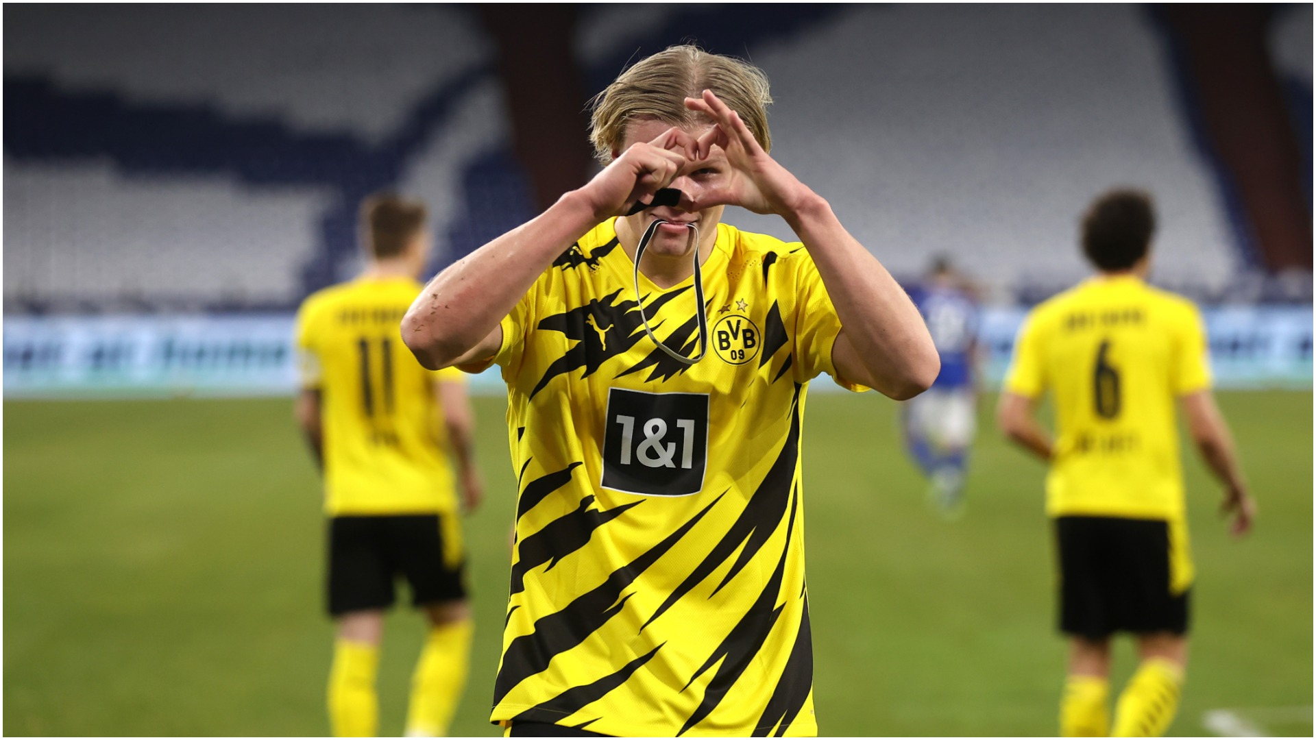 Plenty may want Erling Haaland, but his agent insists only a select few can provide the right platform after Borussia Dortmund.