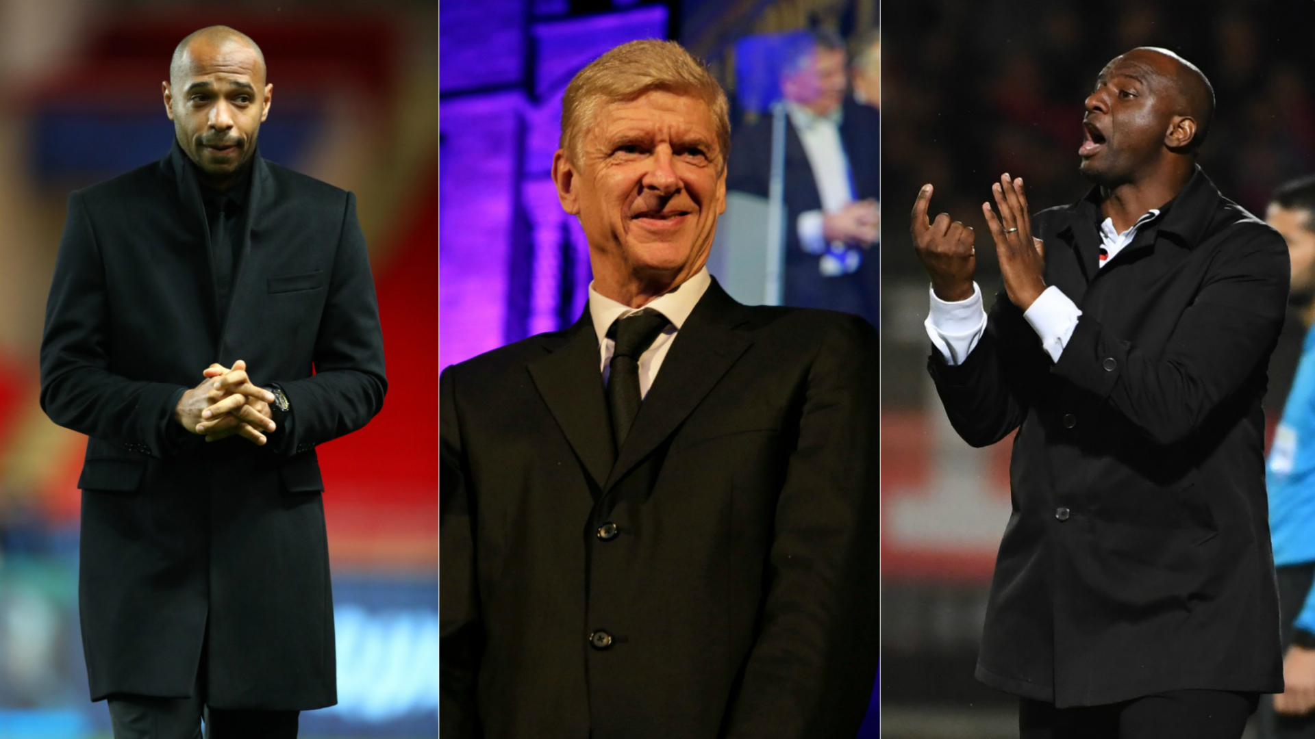Henry, Vieira and Wenger's proteges