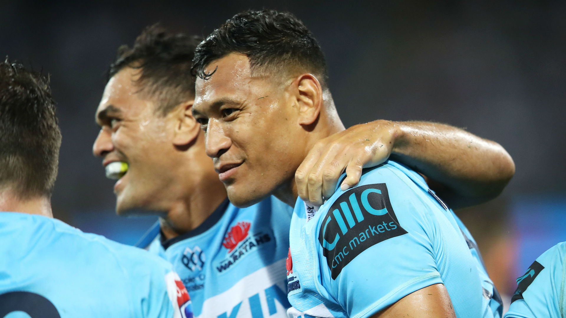 Folau equals record in win