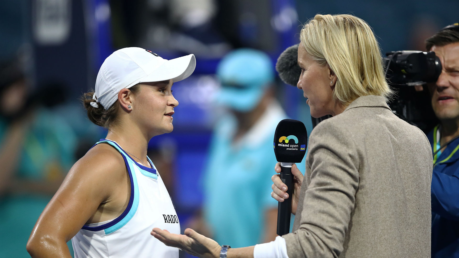 Rennae Stubbs says Ashleigh Barty can go from strength to strength after experiencing her finest hour in Paris.