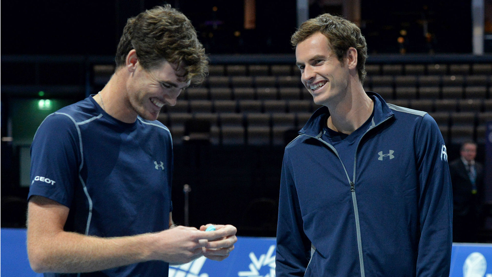 The Murray brother partnership will be reformed at the Washington Open next week as Andy teams up with defending doubles champion Jamie.