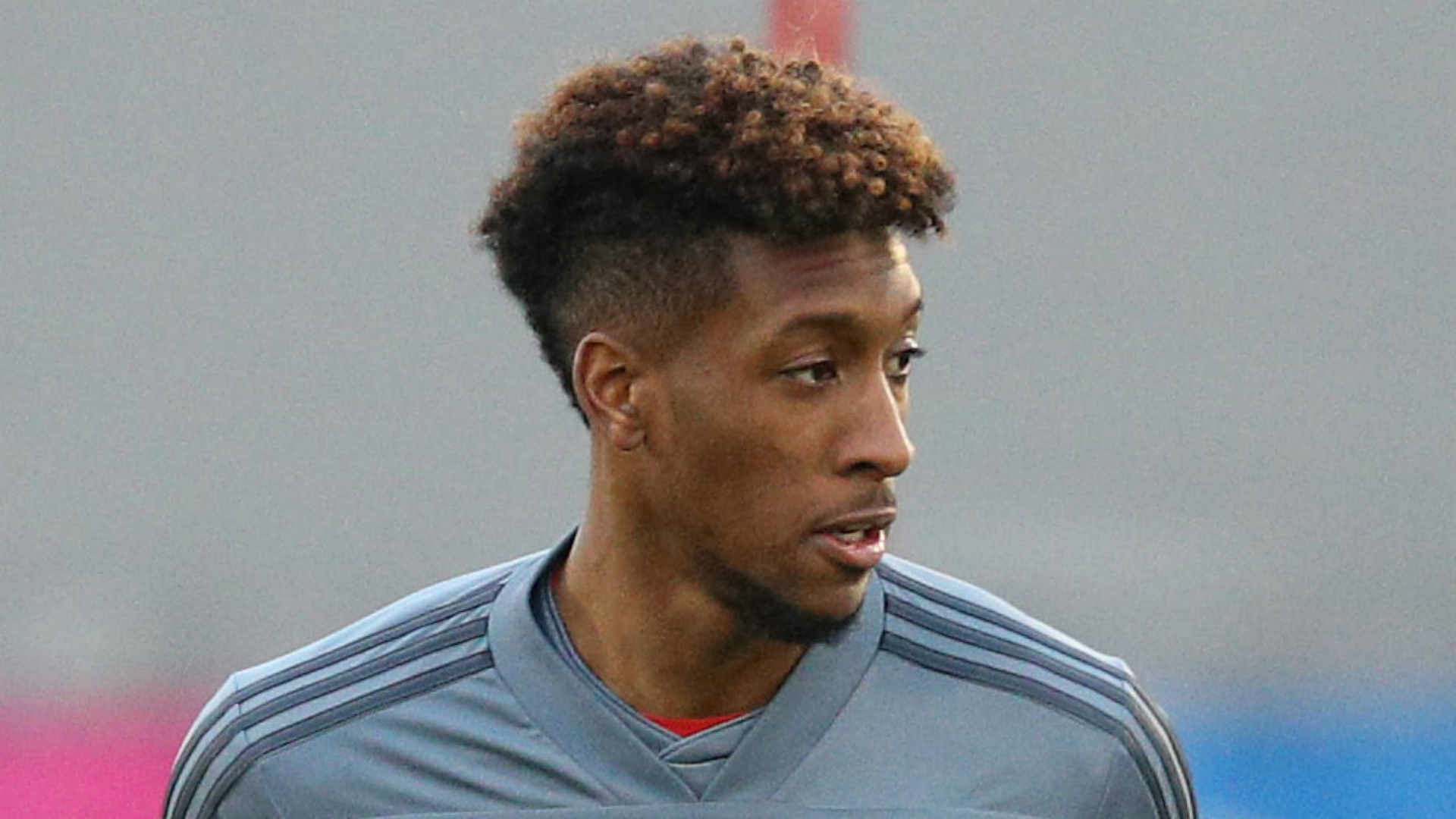 Kingsley Coman has struggled with injuries at Bayern Munich lately and he looks set to miss out again as France face Iceland on Monday.