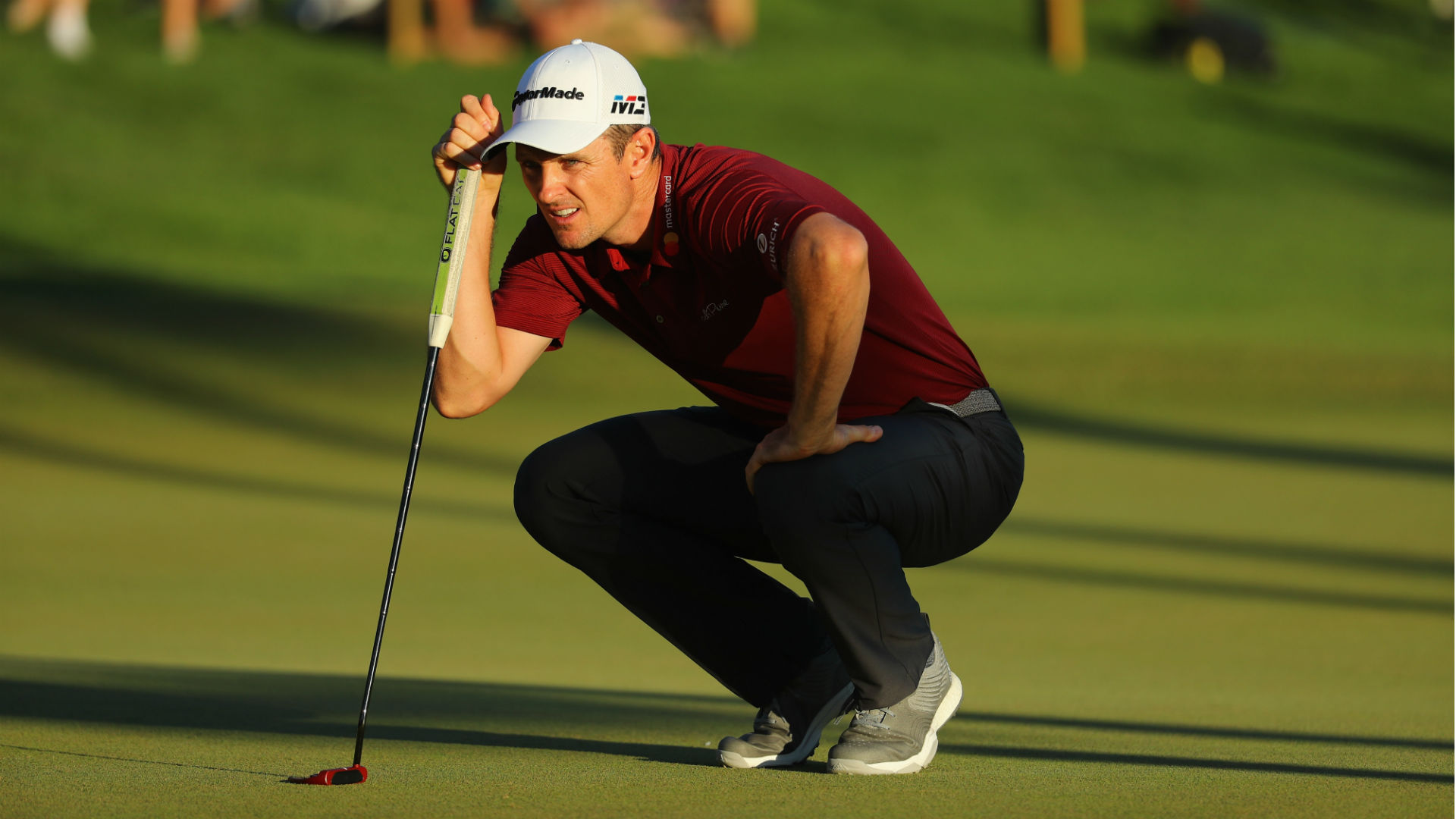 A chance to top the world rankings went begging as Justin Rose had a day to forget at the Indonesian Masters.