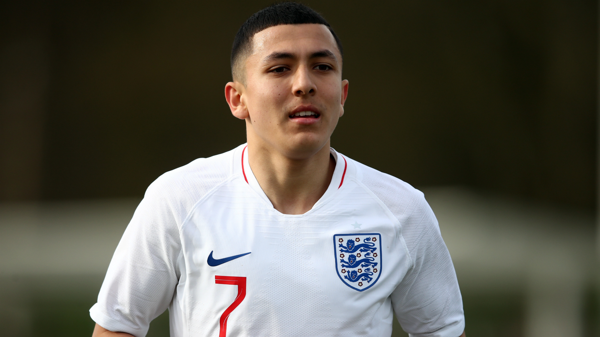 Ian Poveda, who made just one senior Manchester City appearance, has earned a four-and-a-half-year contract with Leeds United.