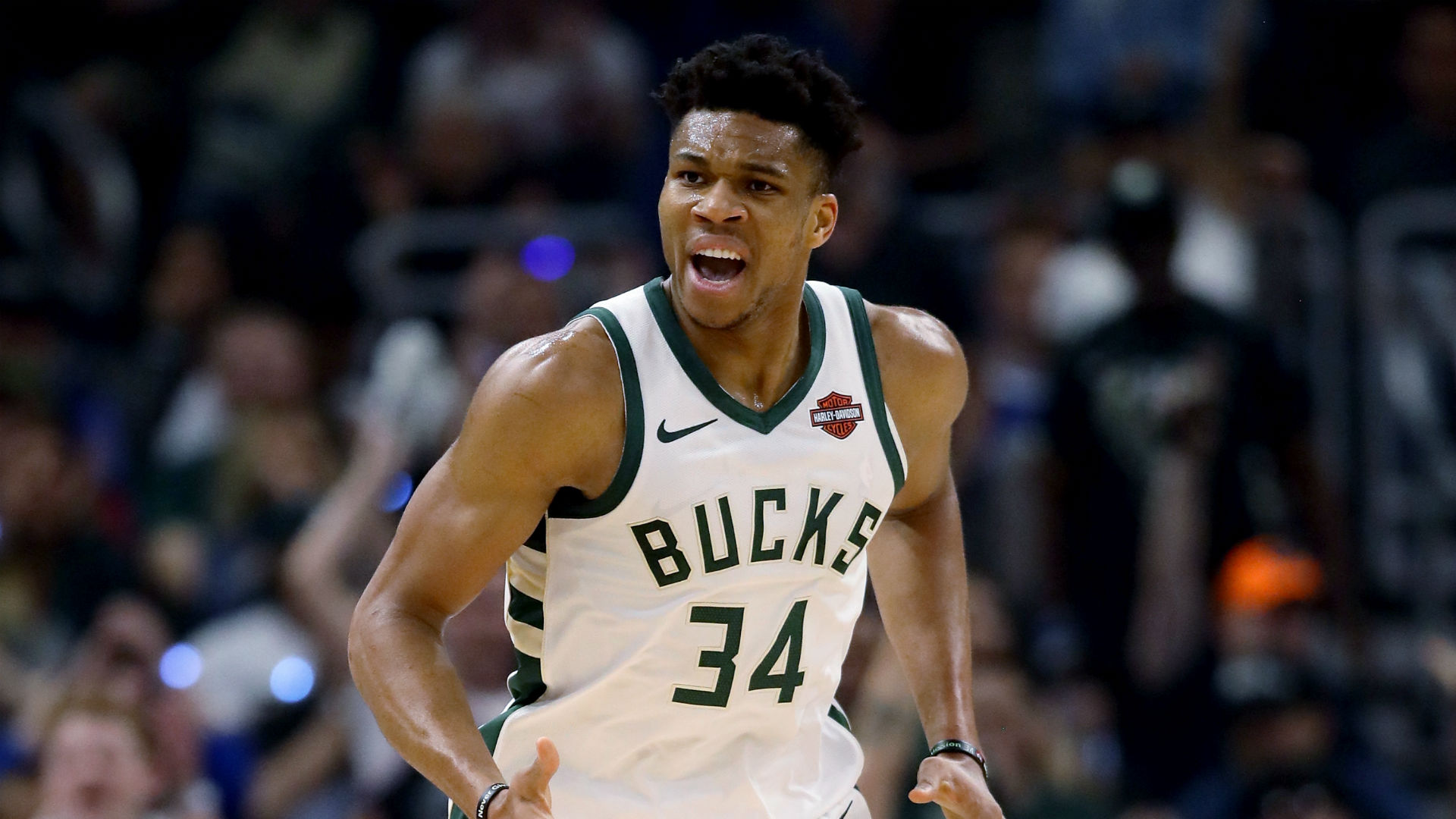 Giannis Antetokounmpo has insisted the Milwaukee Bucks will bounce back from Thursday's defeat to the Toronto Raptors in the NBA playoffs.