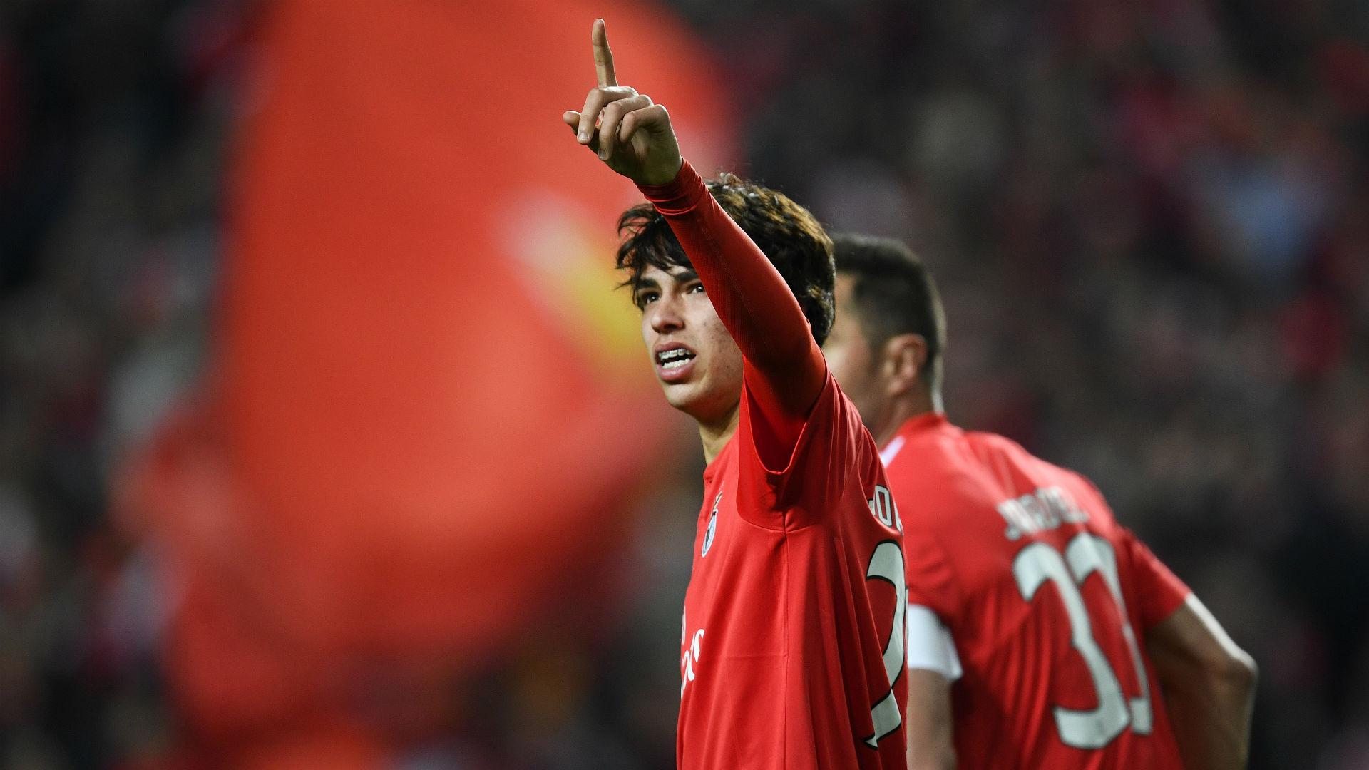 Simeone wants youth like Joao Felix