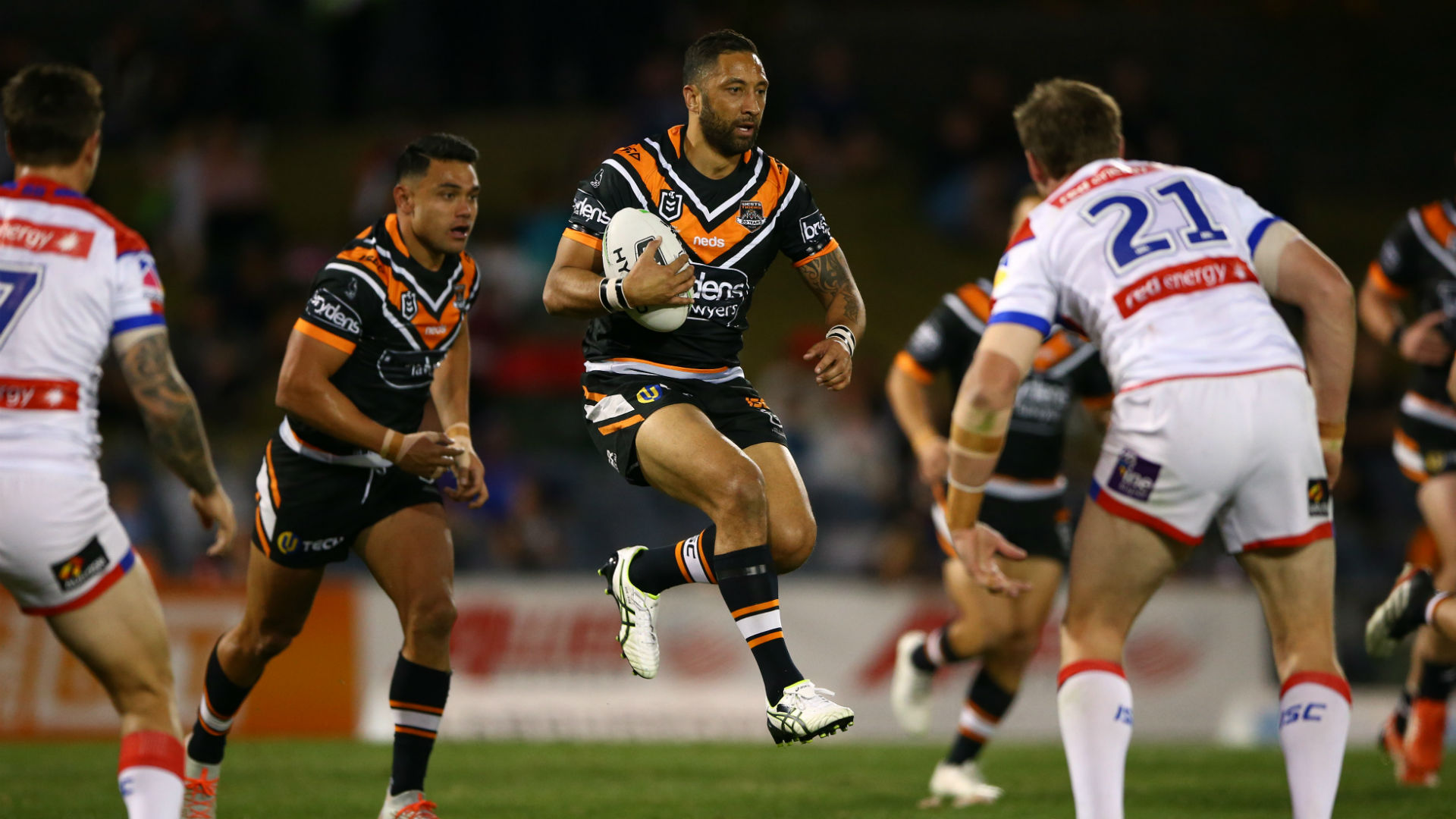 Wests Tigers playmaker Benji Marshall plans to wait until the end of the NRL season to make an announcement over his future.