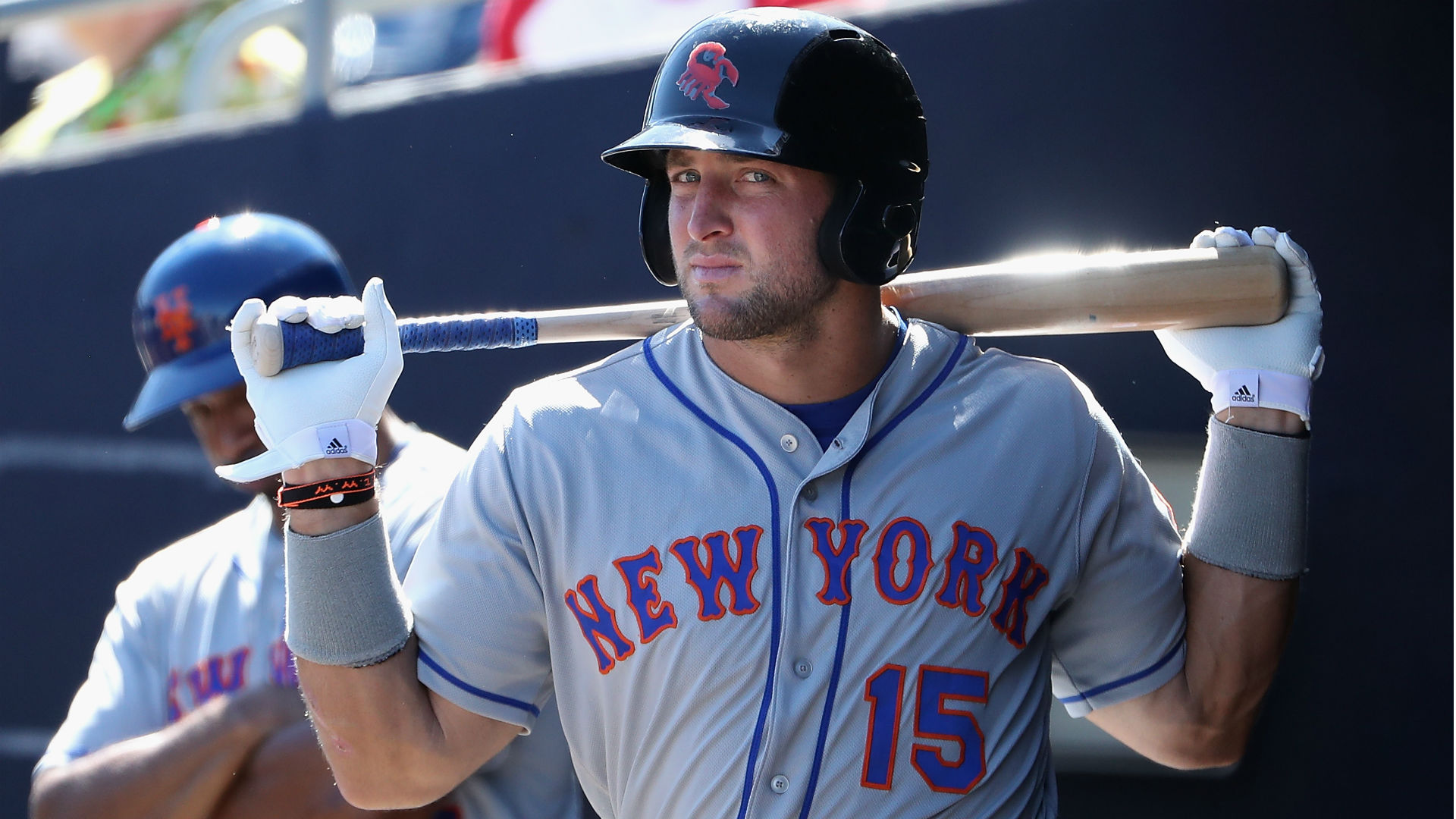 """If Tim Tebow is the best offensive player in Triple-A at that point, he's going to be in (the) lineup,"" Mets GM Brodie Van Wagenen said."