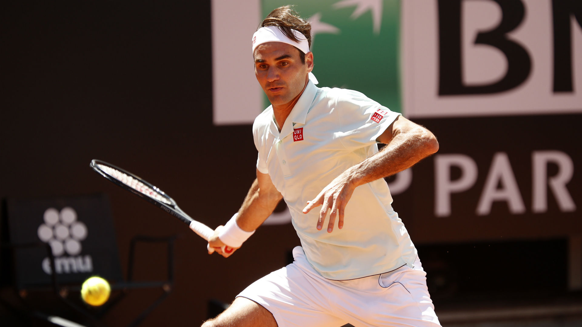 Federer pulls out of Rome