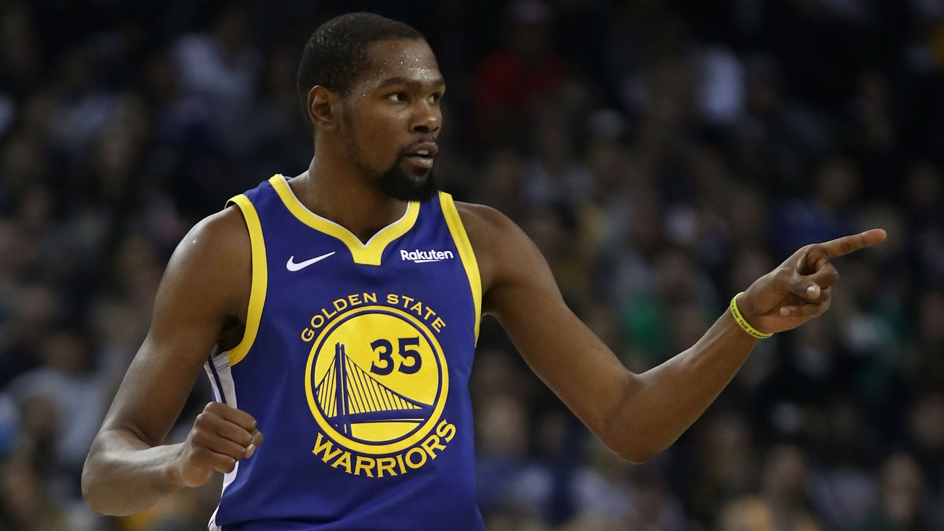 On the heels of the NHL expanding to the Pacific Northwest, Kevin Durant would love to see an NBA team return to Seattle.