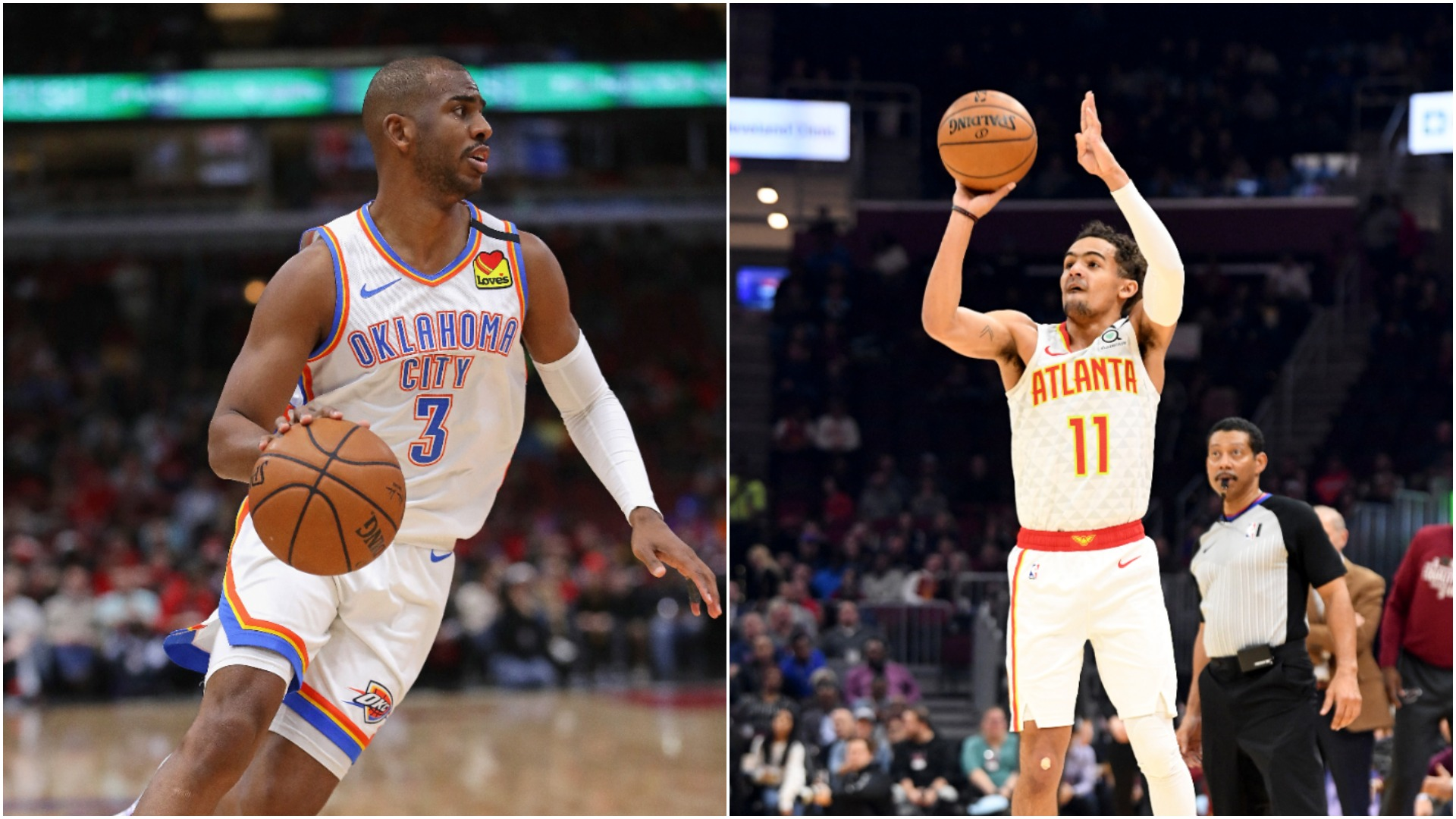 Chris Paul, Trae Young and Tamika Catchings are the standout names involved in what will be the first televised game of HORSE.