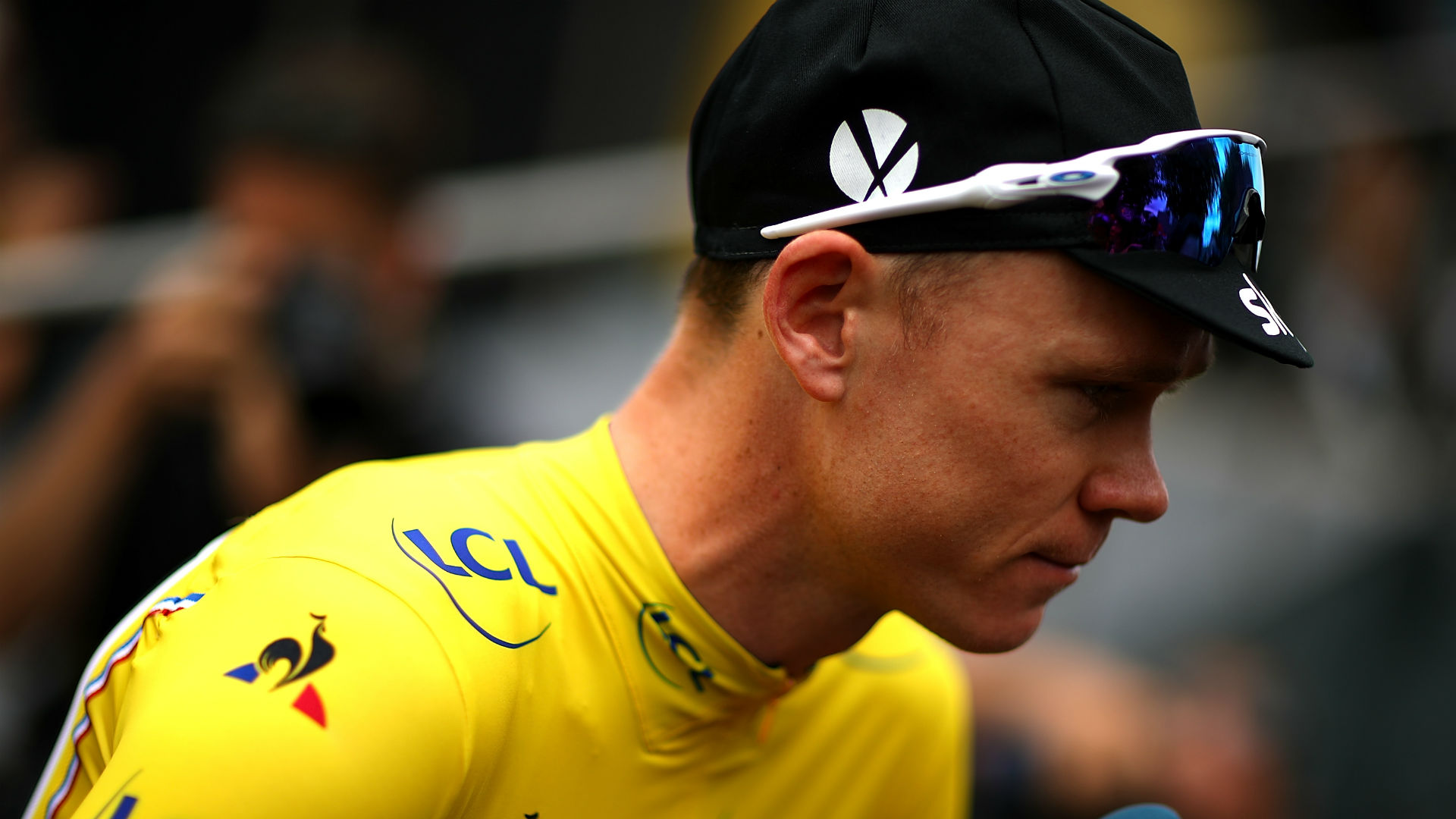 """UCI president David Lappartient said it would be a """"disaster"""" if Chris Froome took part in the Tour de France, irritating the champion."""