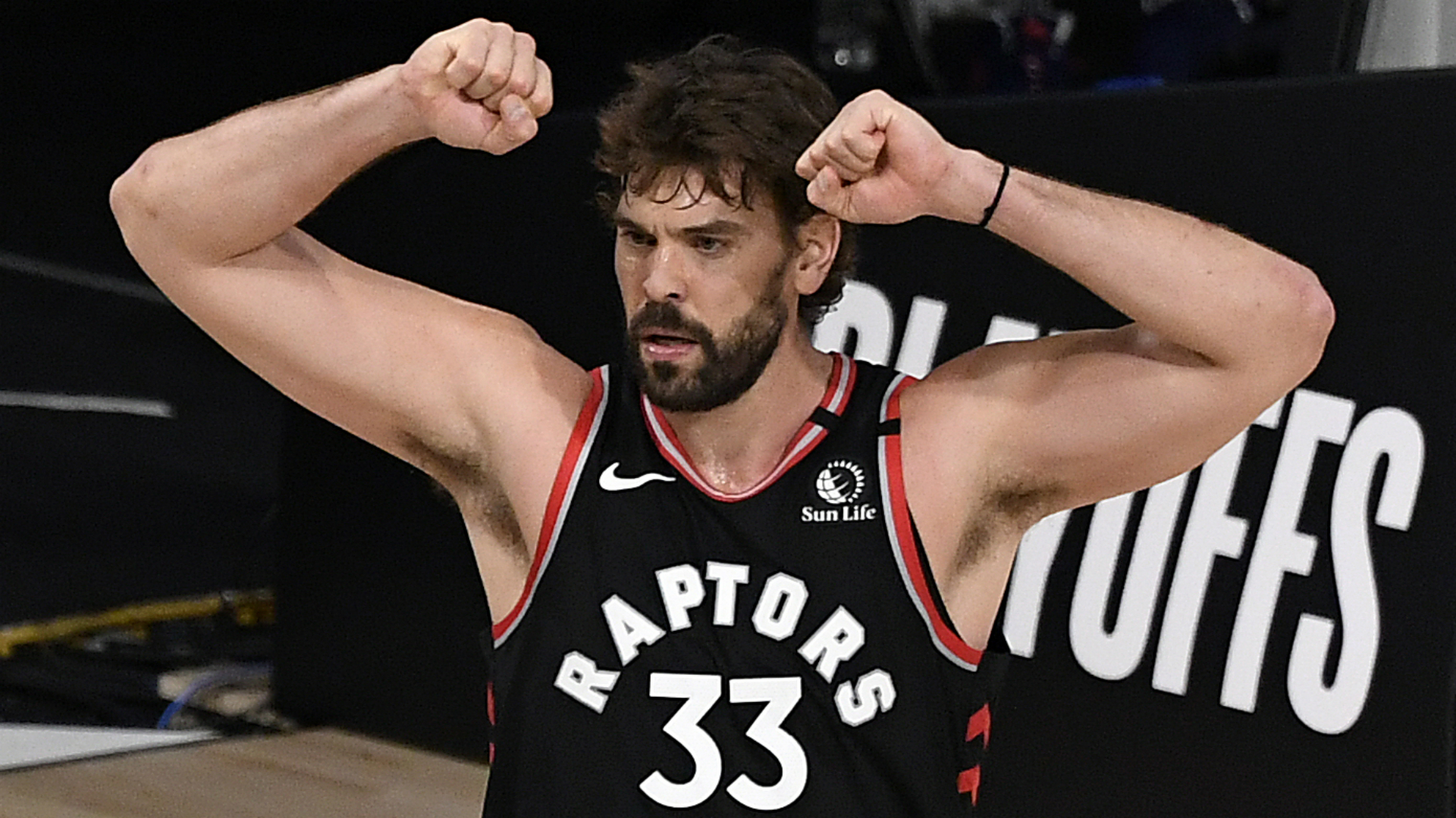 Marc Gasol became the latest new recruit for NBA champions the Los Angeles Lakers on Tuesday, reportedly signing a two-year deal.