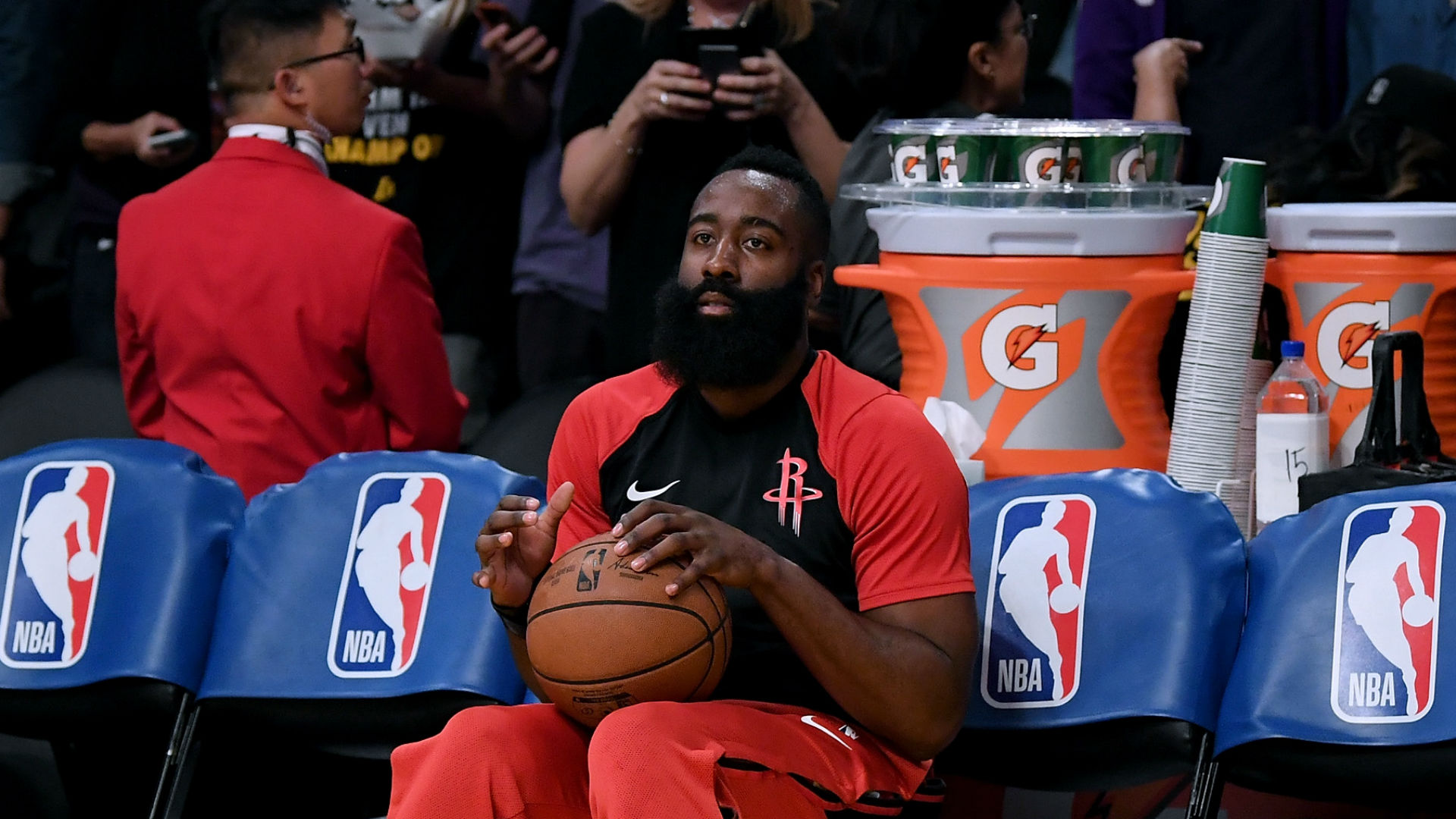 The Houston Rockets again fell apart within the course of a quarter on Thursday, but James Harden is not worried.