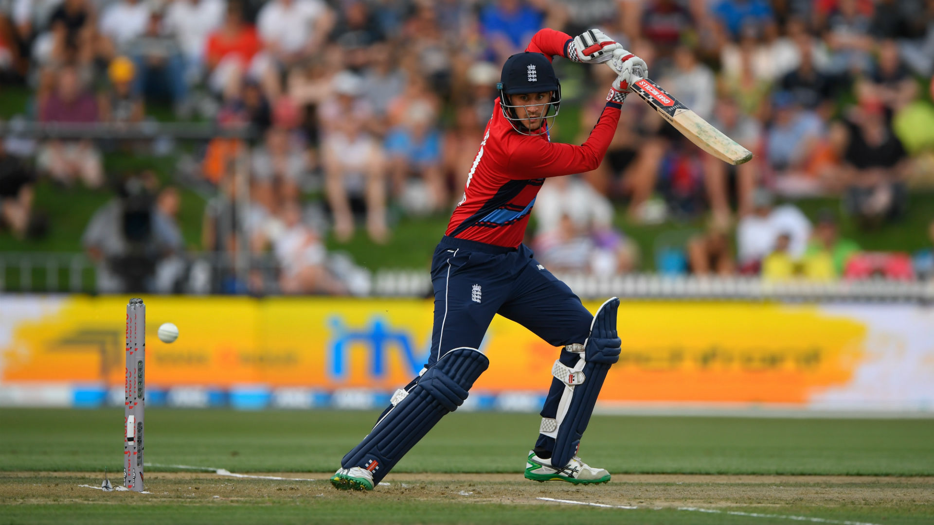 Alex Hales could secure an England recall, a year after he was dropped from World Cup plans due to off-field behaviour.