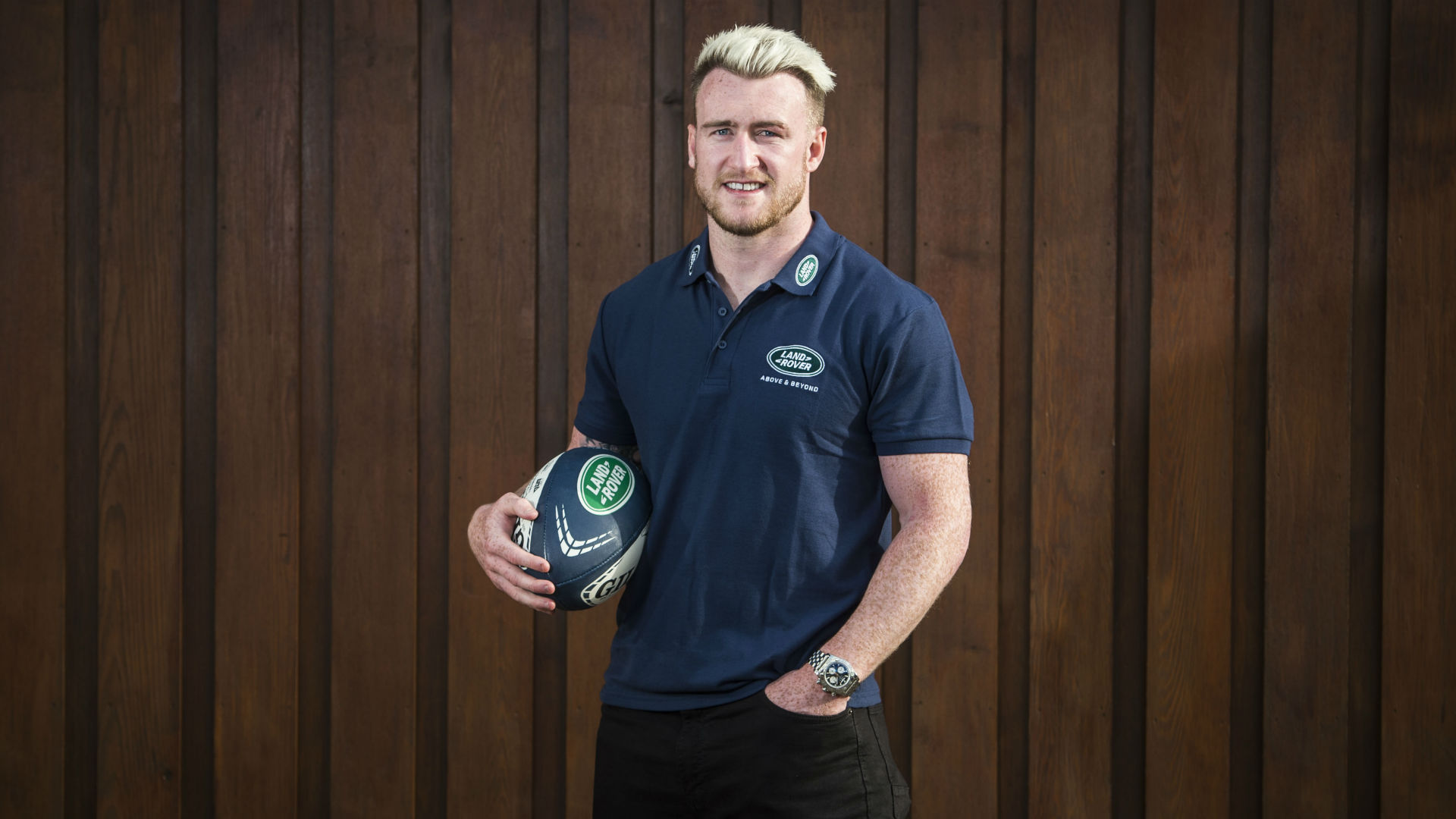 Exeter Chiefs-bound Scotland full-back Stuart Hogg knows Glasgow Warriors will have to be at their best to see off Ulster.
