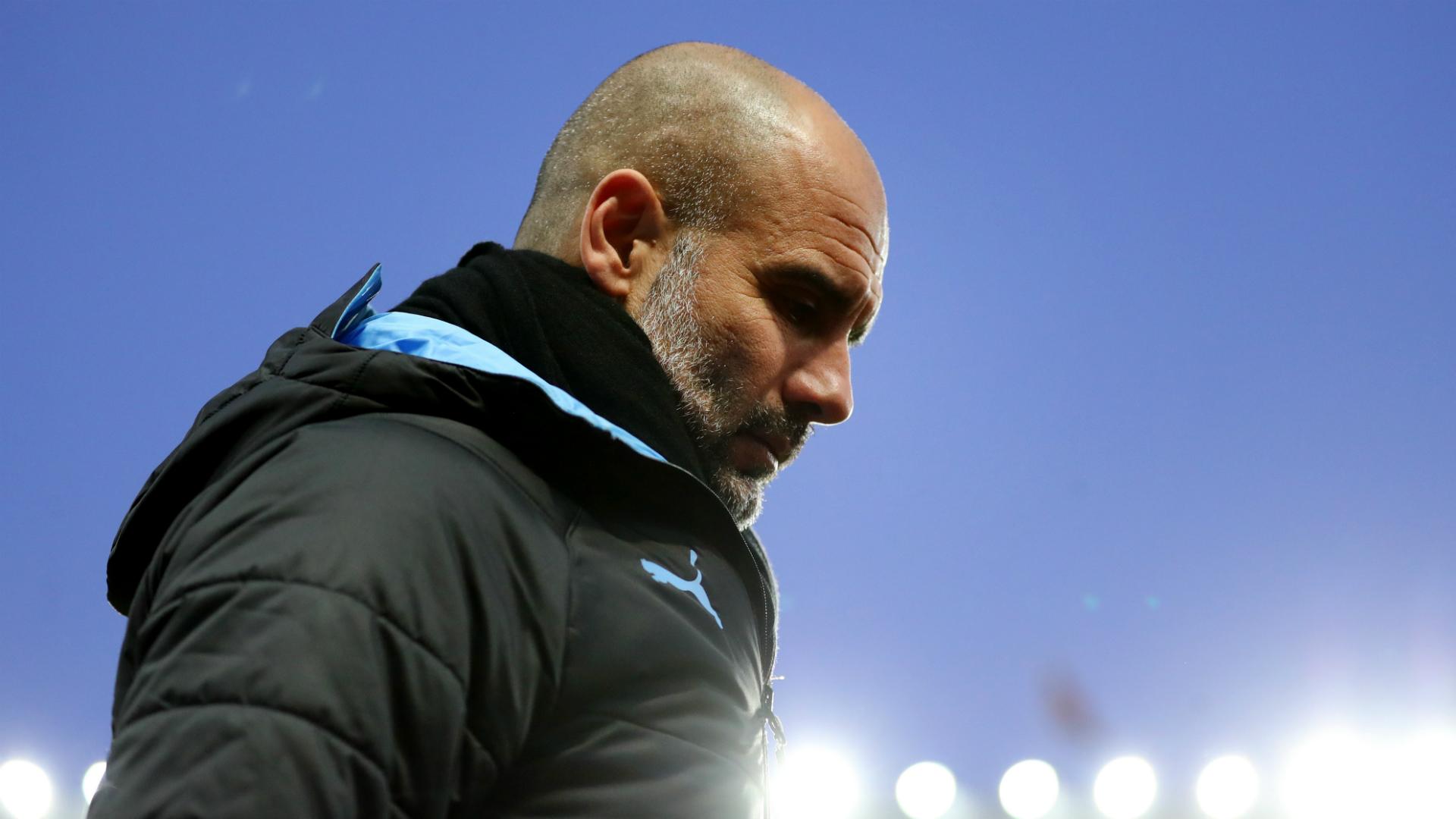 Guardiola explains City crowd claim