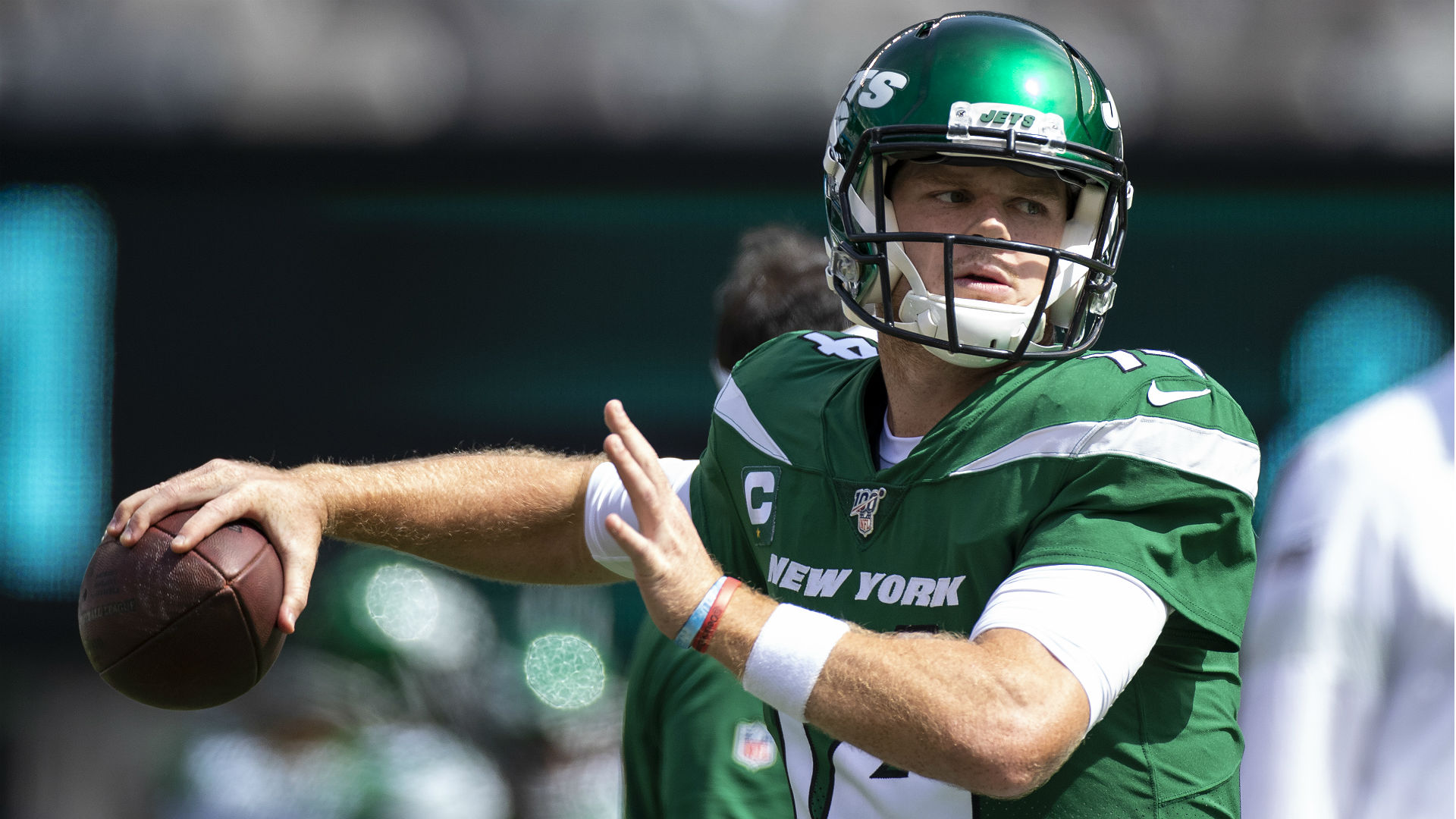 Sam Darnold cleared to play