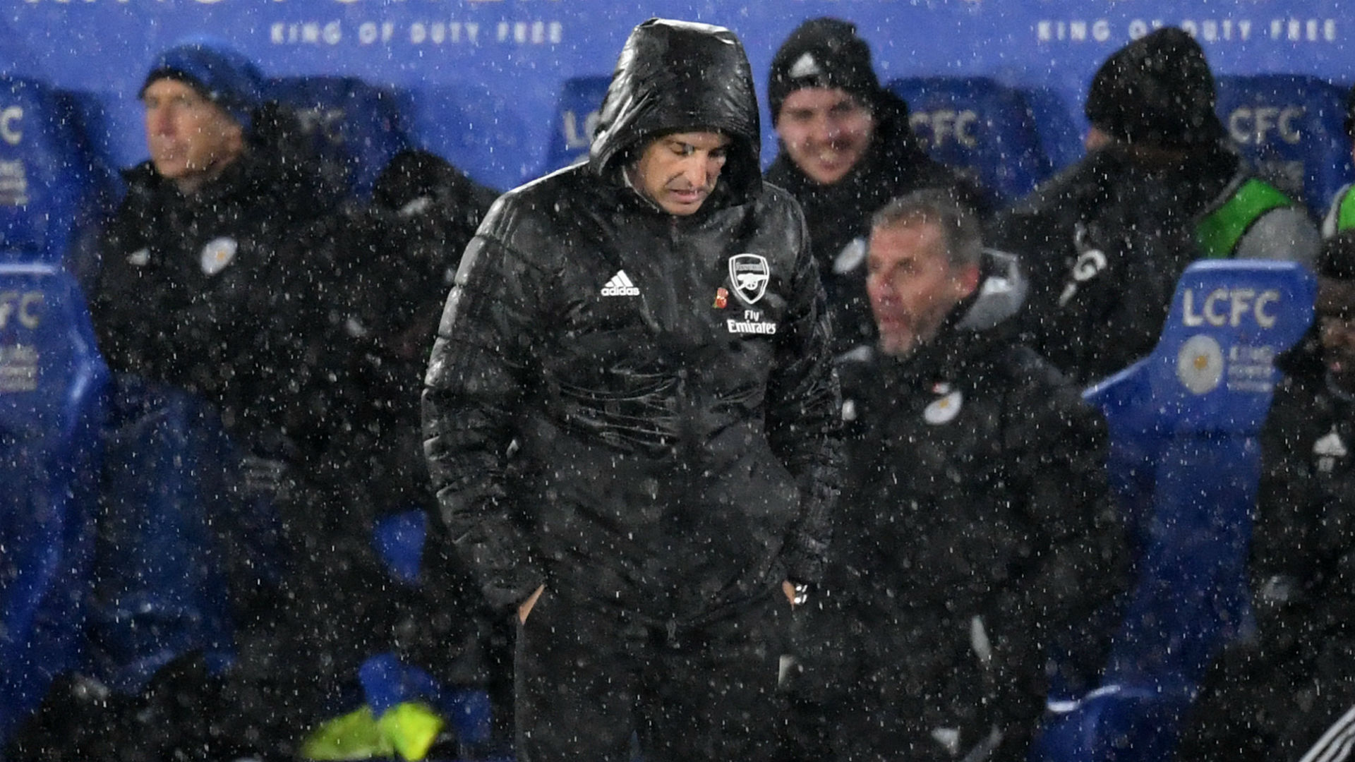 Defeat to Leicester City deepened Arsenal's misery, but Unai Emery is still hopeful he can solve their issues.