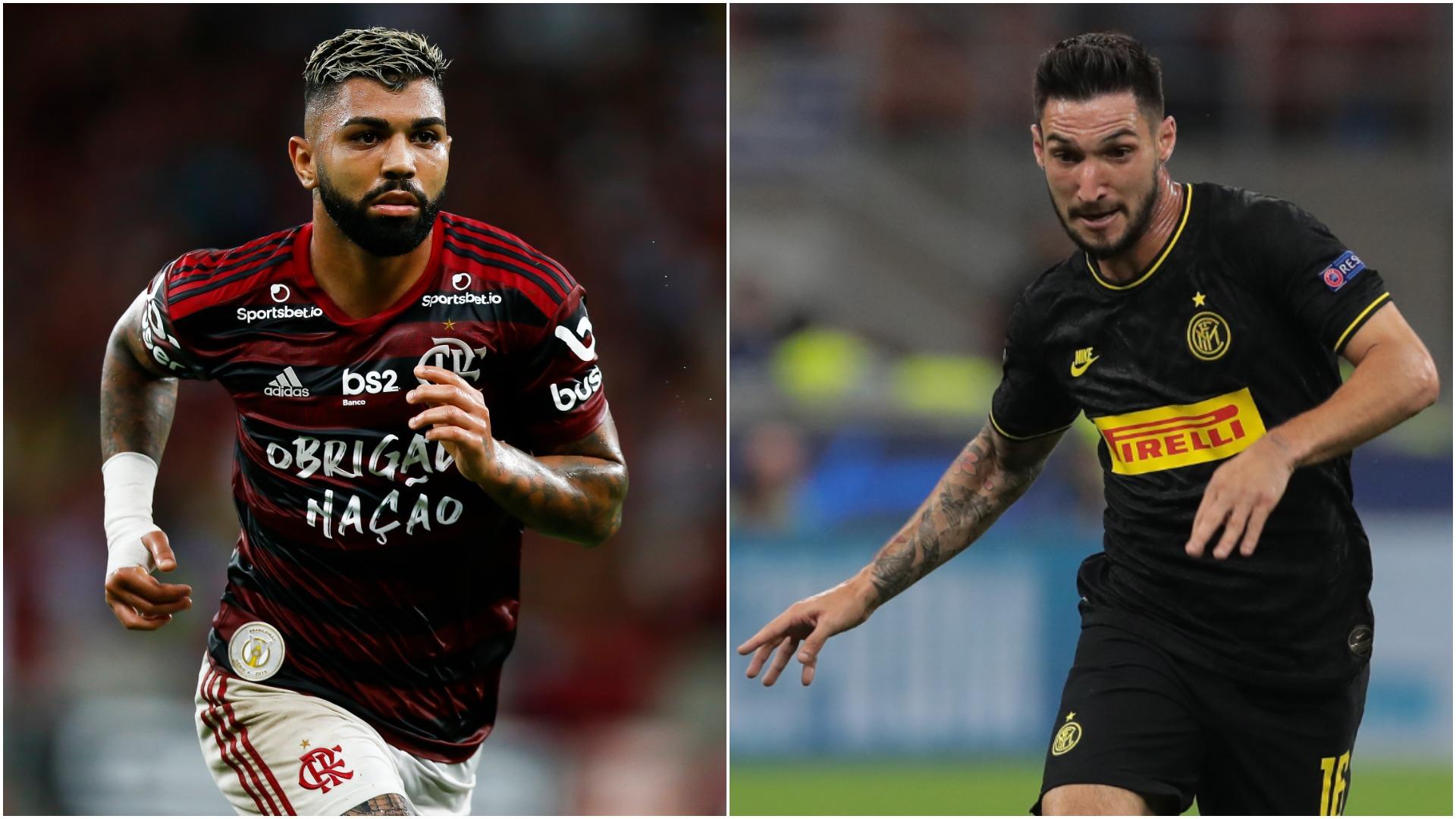 Gabigol, Politano leave Inter