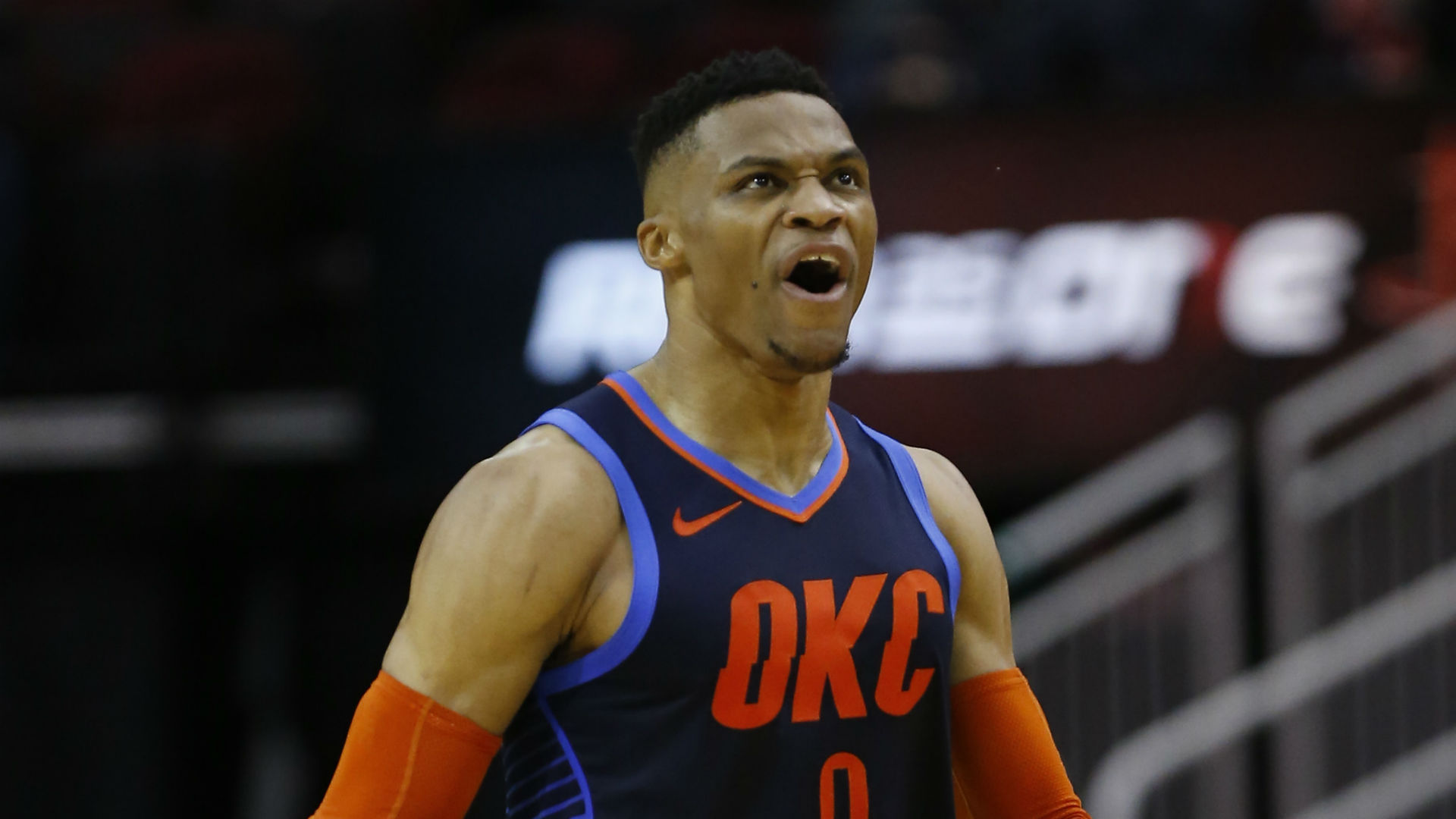 After he was traded to the Houston Rockets, Russell Westbrook reflected on his time in Oklahoma City.