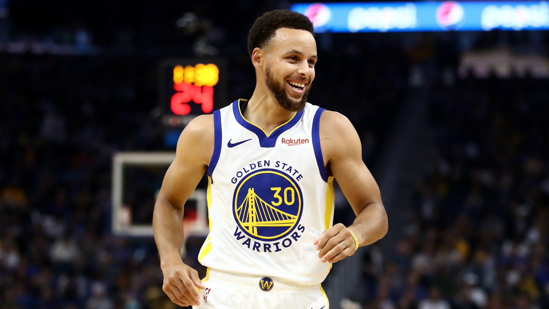 Stephen Curry's three NBA titles and two MVPs are not enough for him to be seen as a Hall of Famer, according to Michael Jordan.